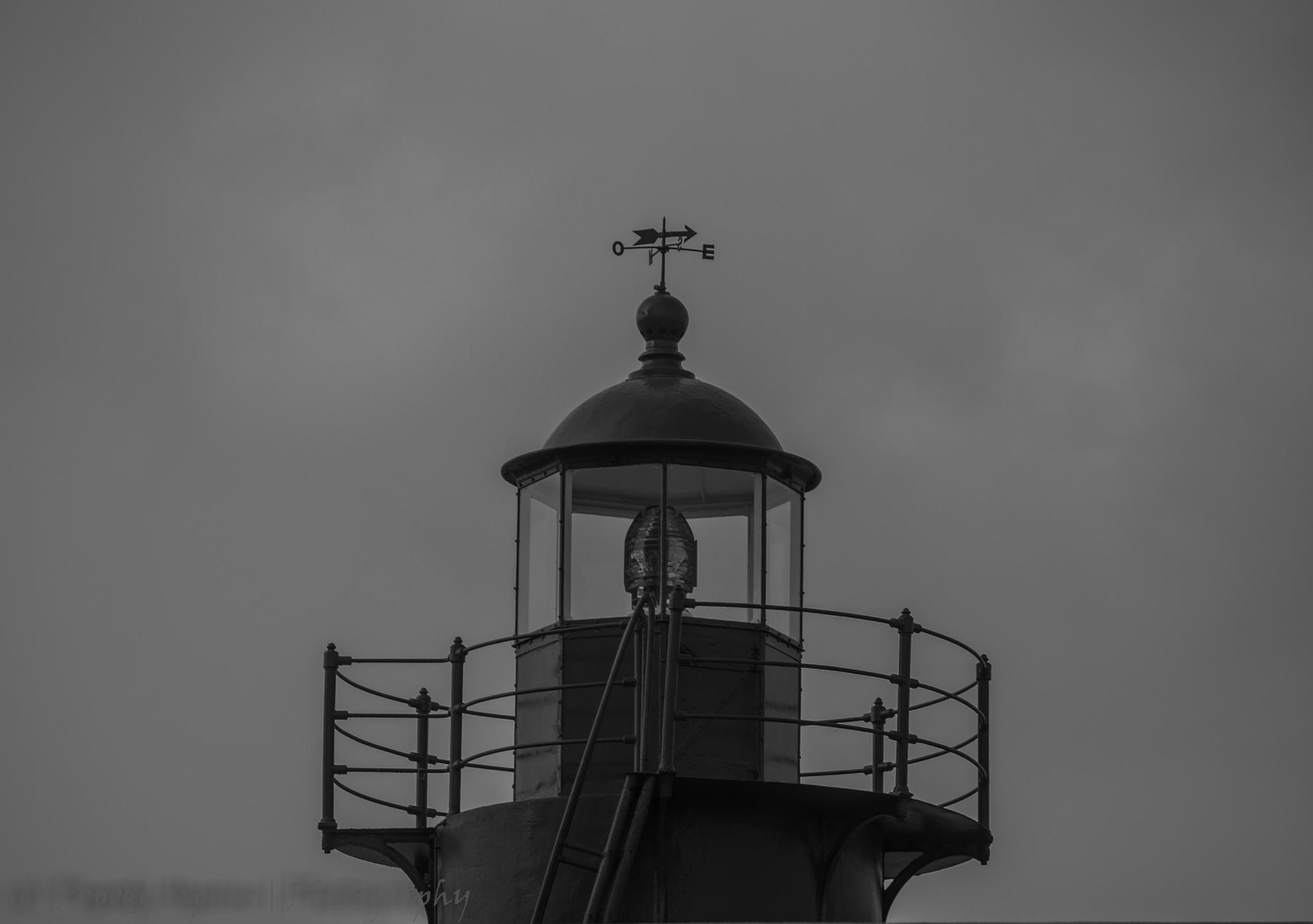 Lighthouse by Popody Mpouo