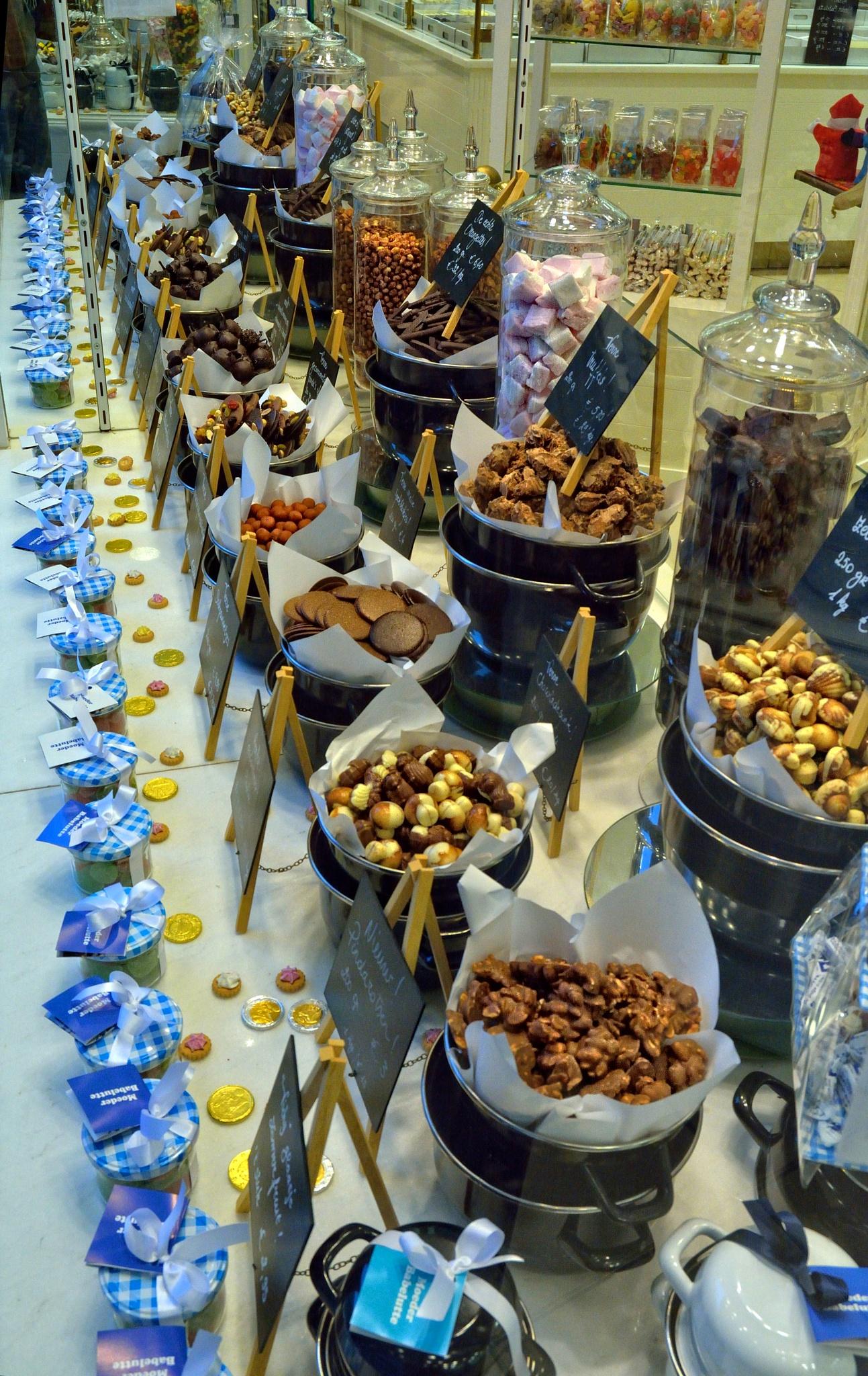 Sweet yummy's  by Pozofolio