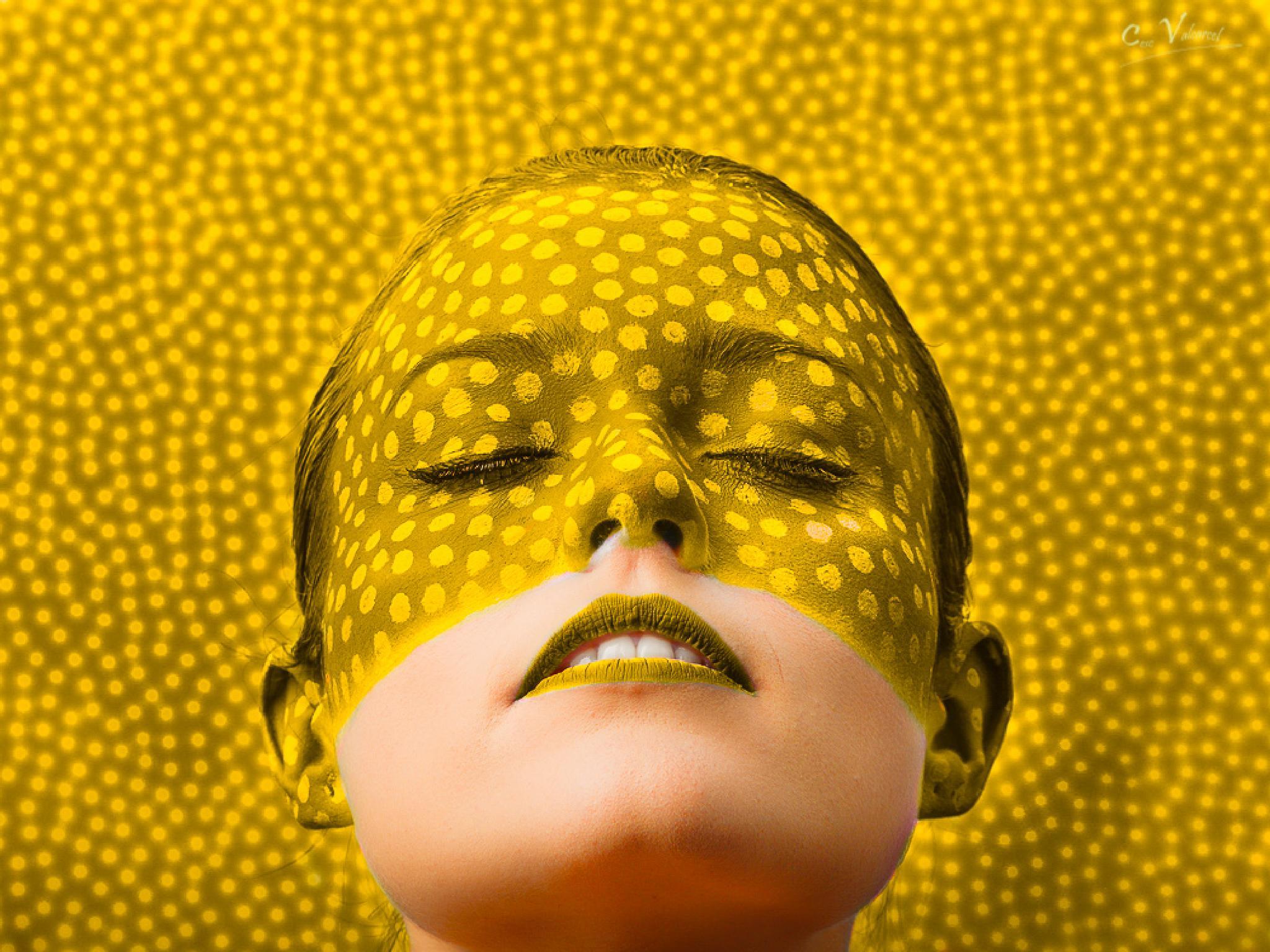 Strange Make-up by Cesc Valcarcel