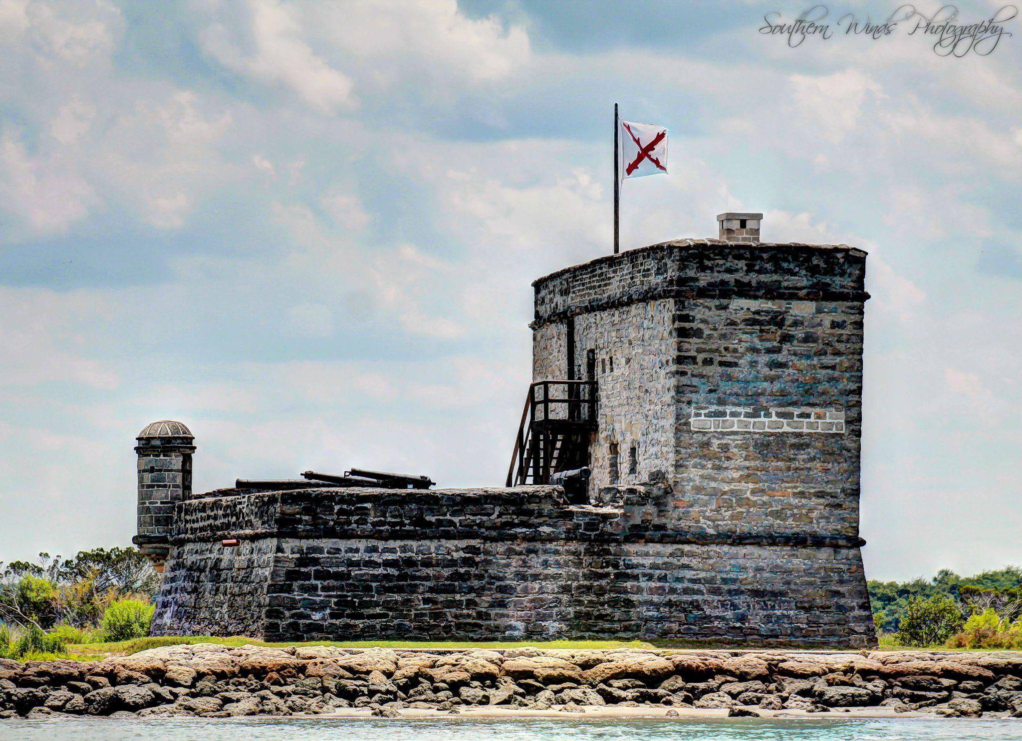 Fort Mantanza by Michele Deadwyler
