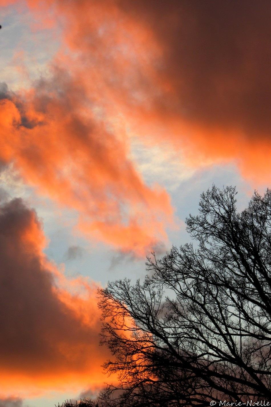 coucher de soleil by MarieNoelle