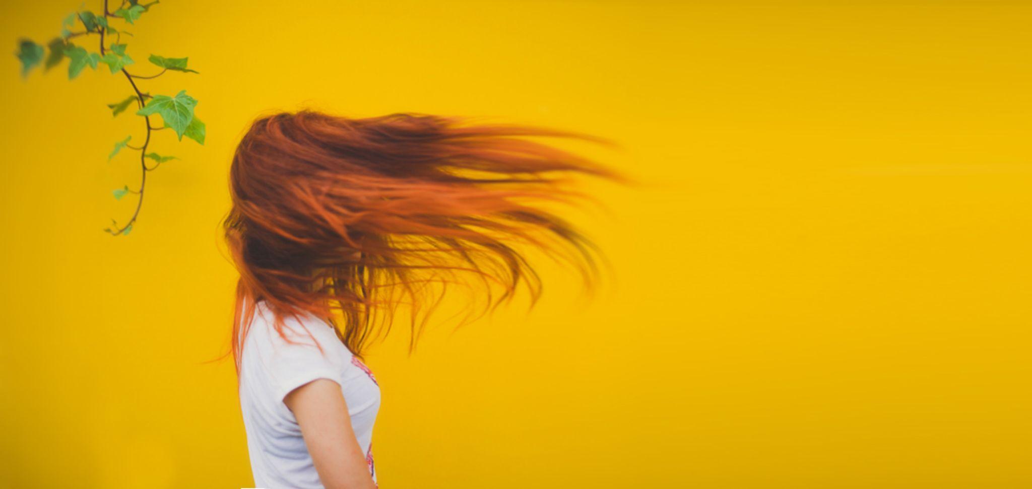 selfportrait by Kristine Kru