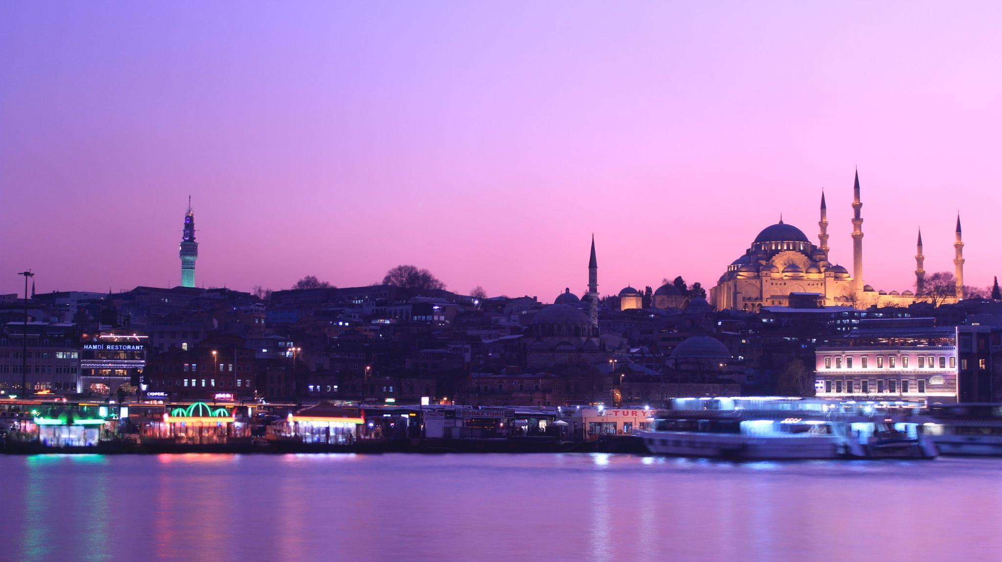 Haliç Süleymaniye Mosque by Ali Kemal Özer