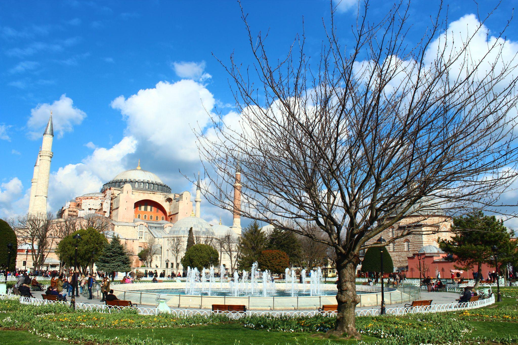 Ayasofya by Ali Kemal Özer