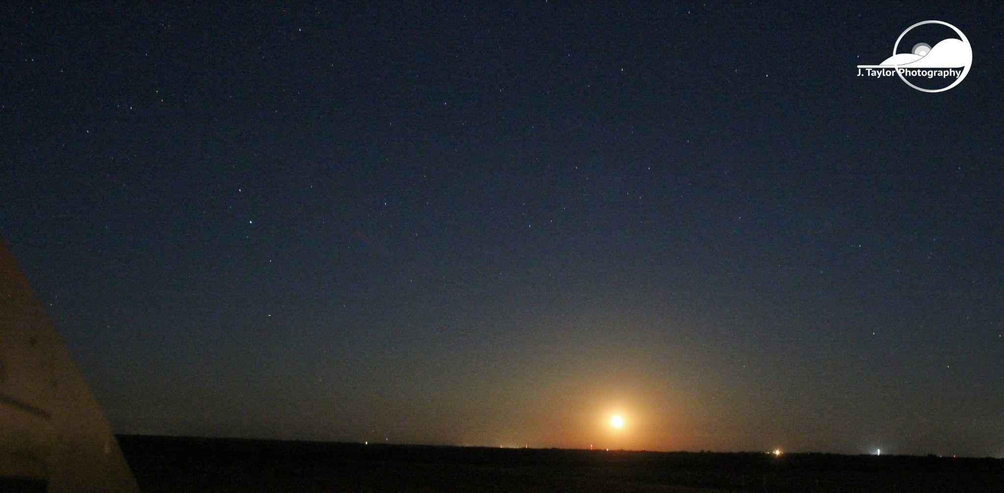 Oklahoma night sky by Jordan Taylor
