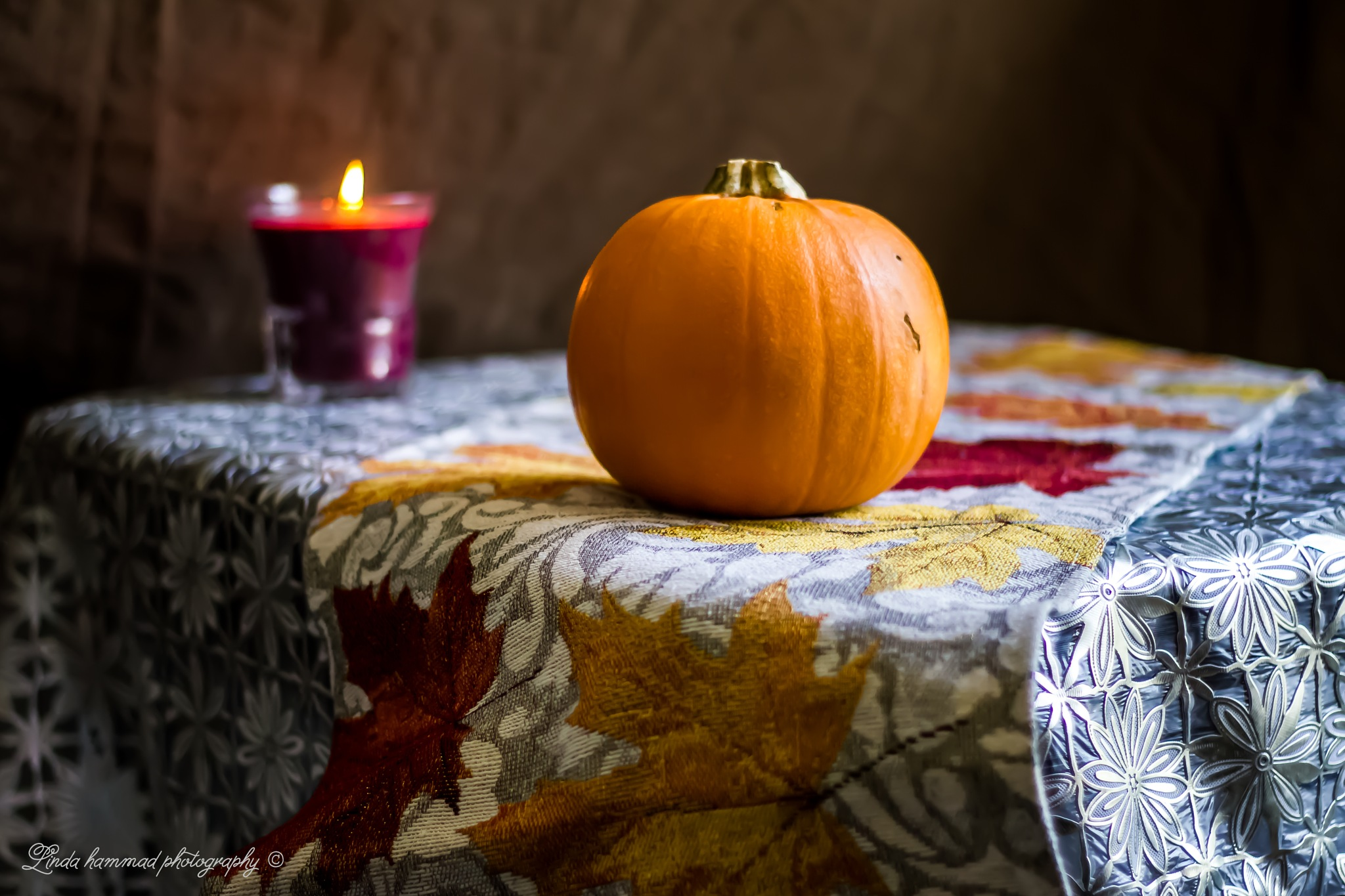 Pumpkin  by Linda Hammad