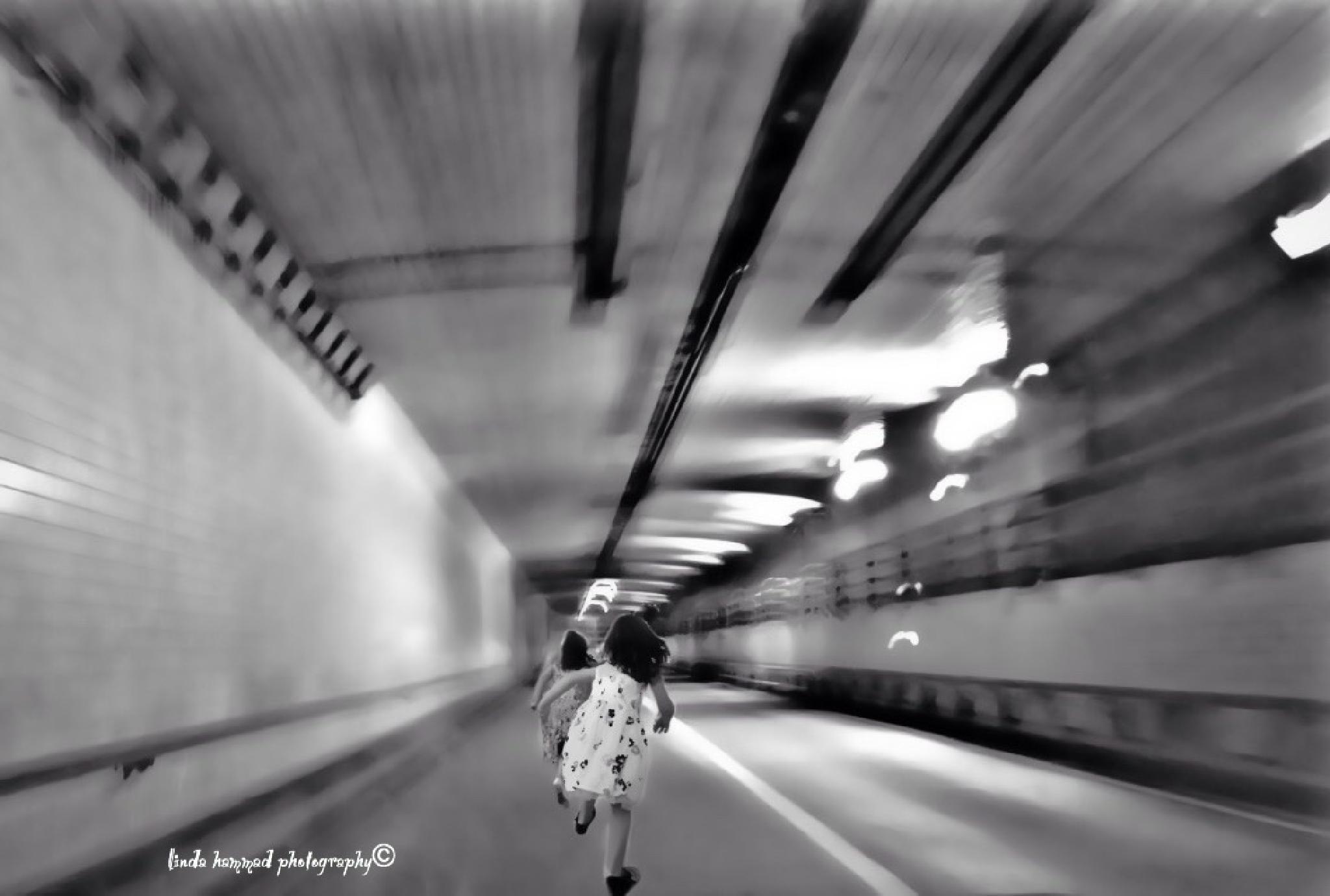 Run ! by Linda Hammad