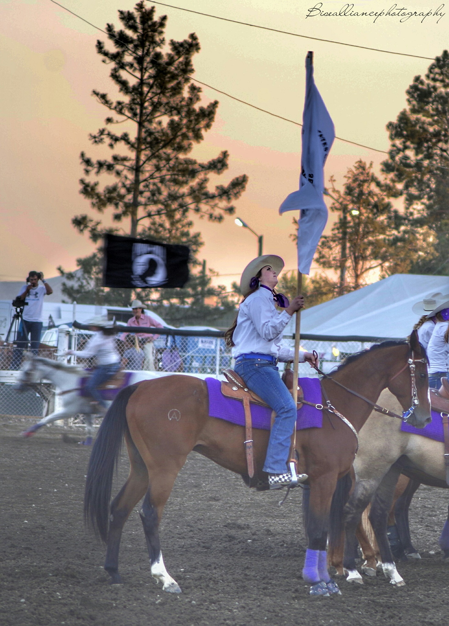 Moses Lake Roundup Rodeo 2016 by Brayden Bise