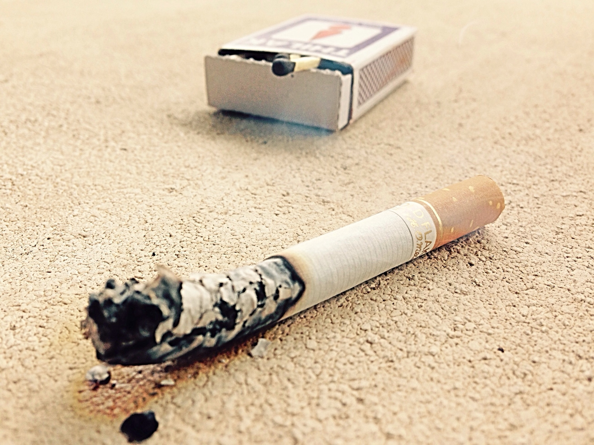 smoking is injurious to health by Charles Paul