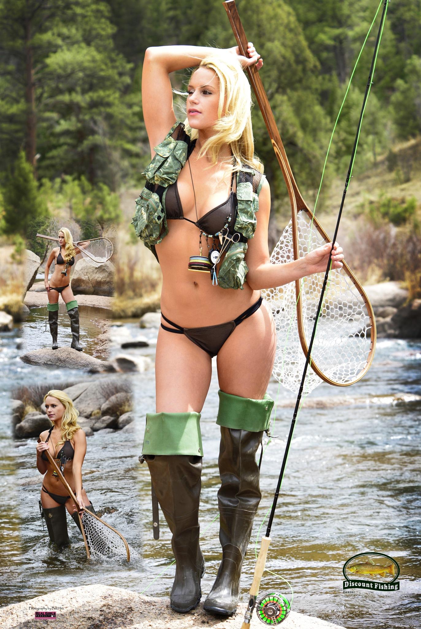 LET GO FISHING by Bill Hitz