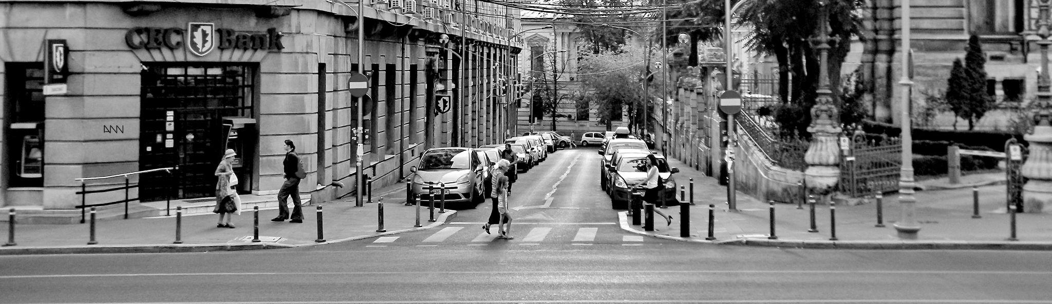 Street by Anton Nistor Nicolae