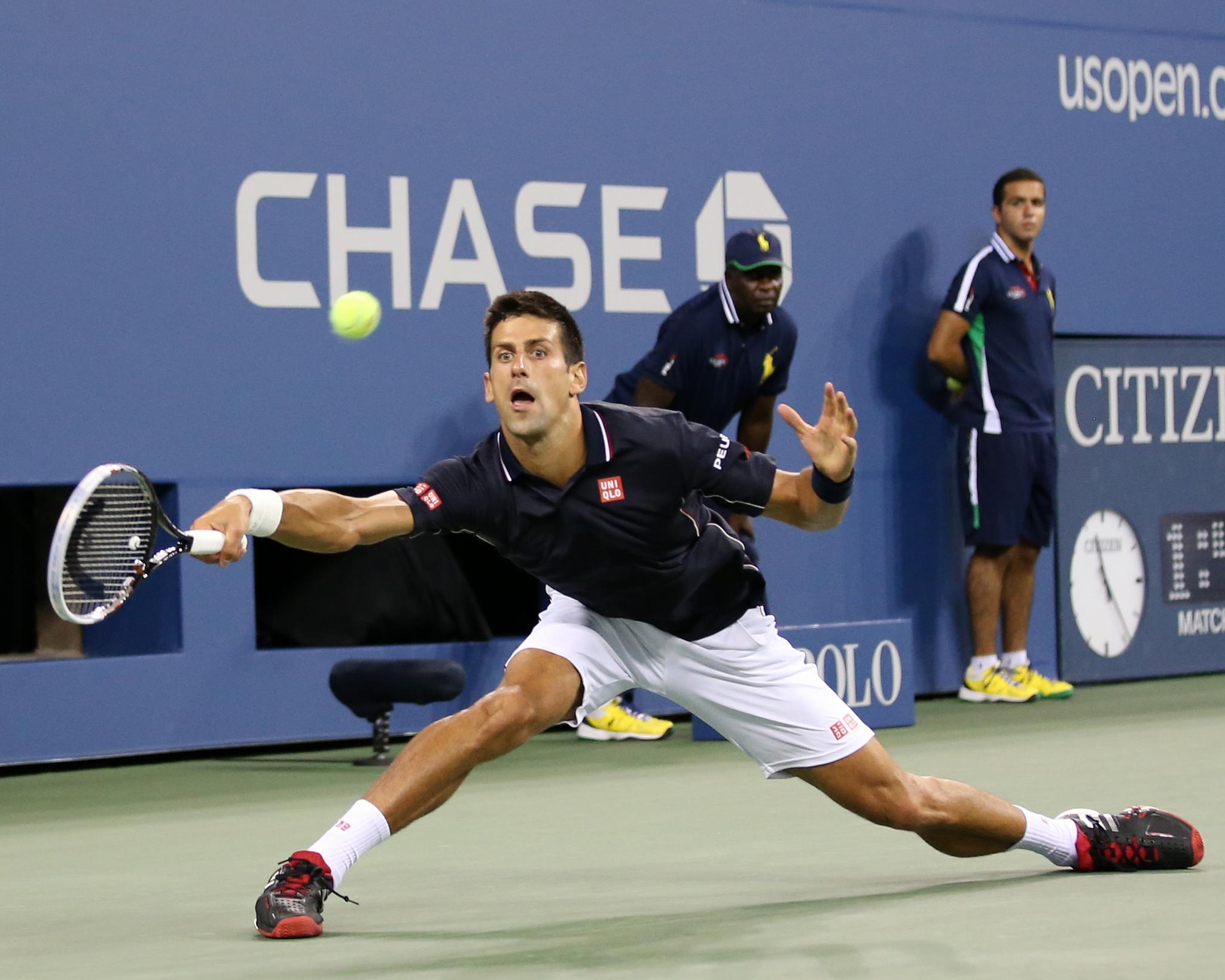 Photo in Sports #novak djokovic #tennis #us open