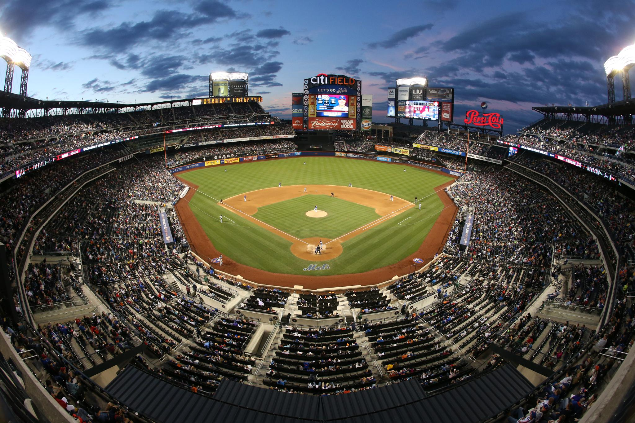 Photo in Sports #citi field #baseball #flushing #queens #new york