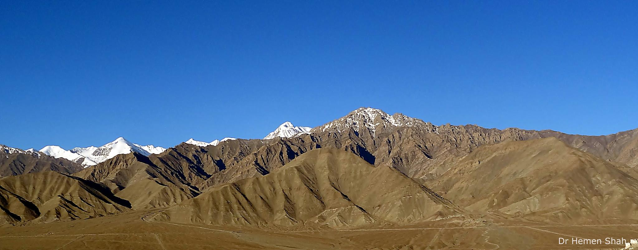 AWESOME BEAUTY OF LADAKH by Hemen