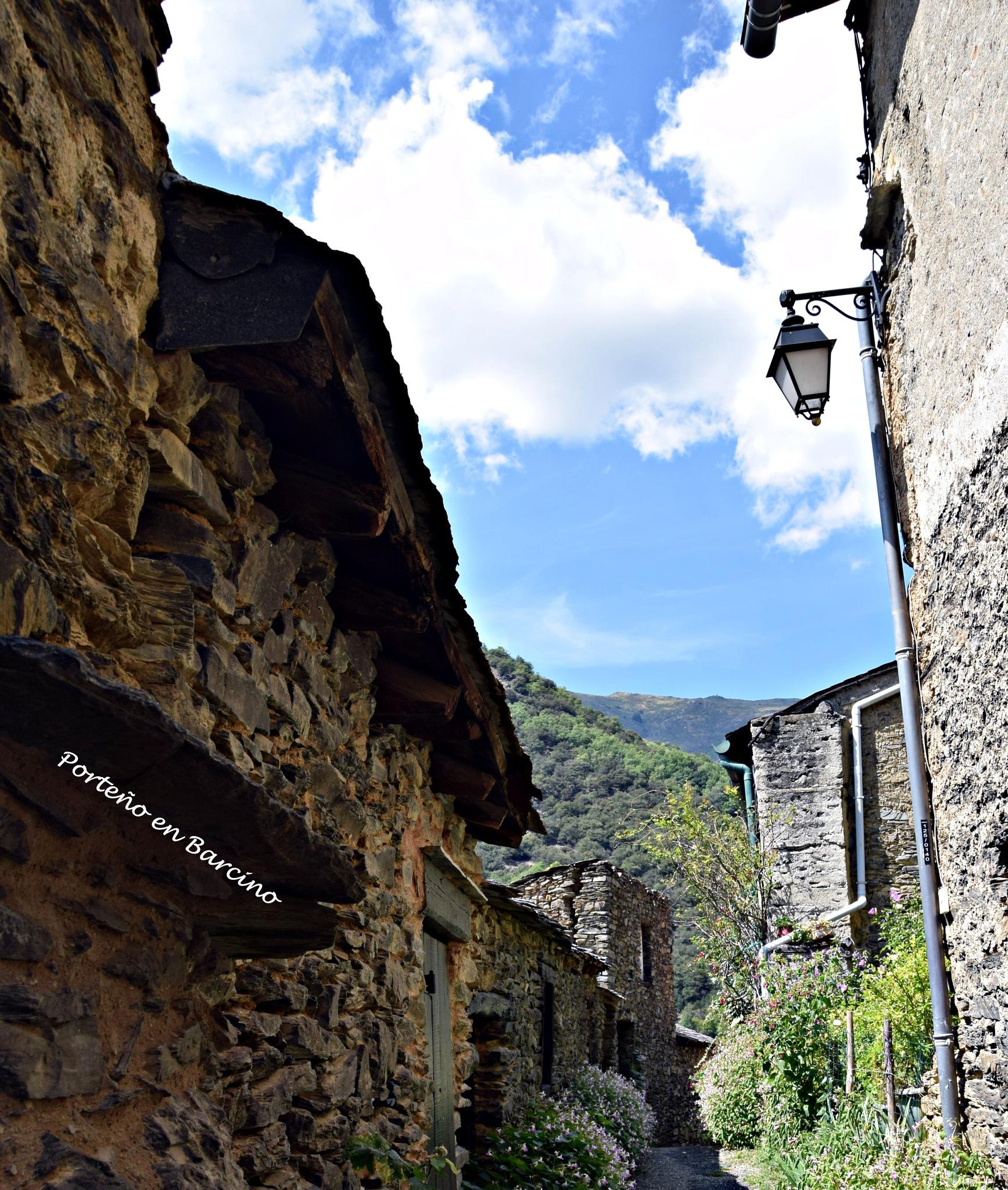Medieval village by PortenyoBarcino