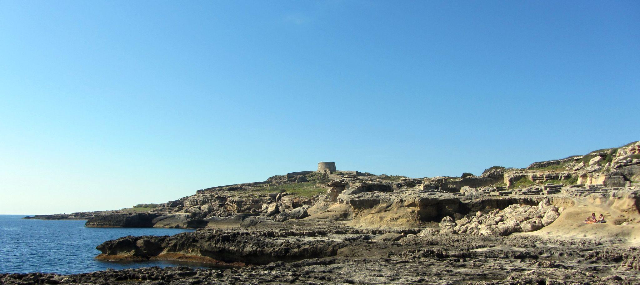 Punta de Migjorn by PortenyoBarcino