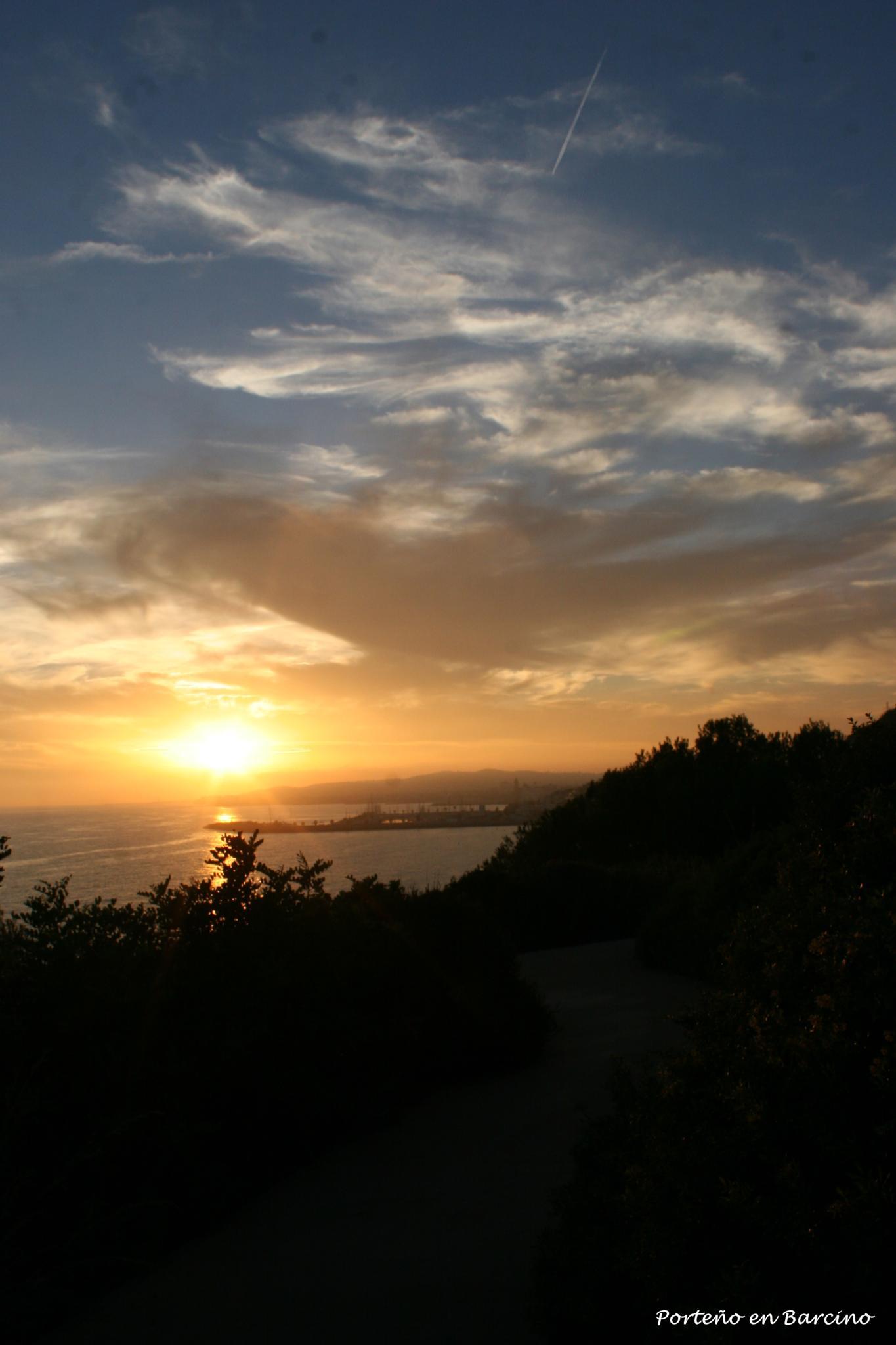 Sunset by PortenyoBarcino