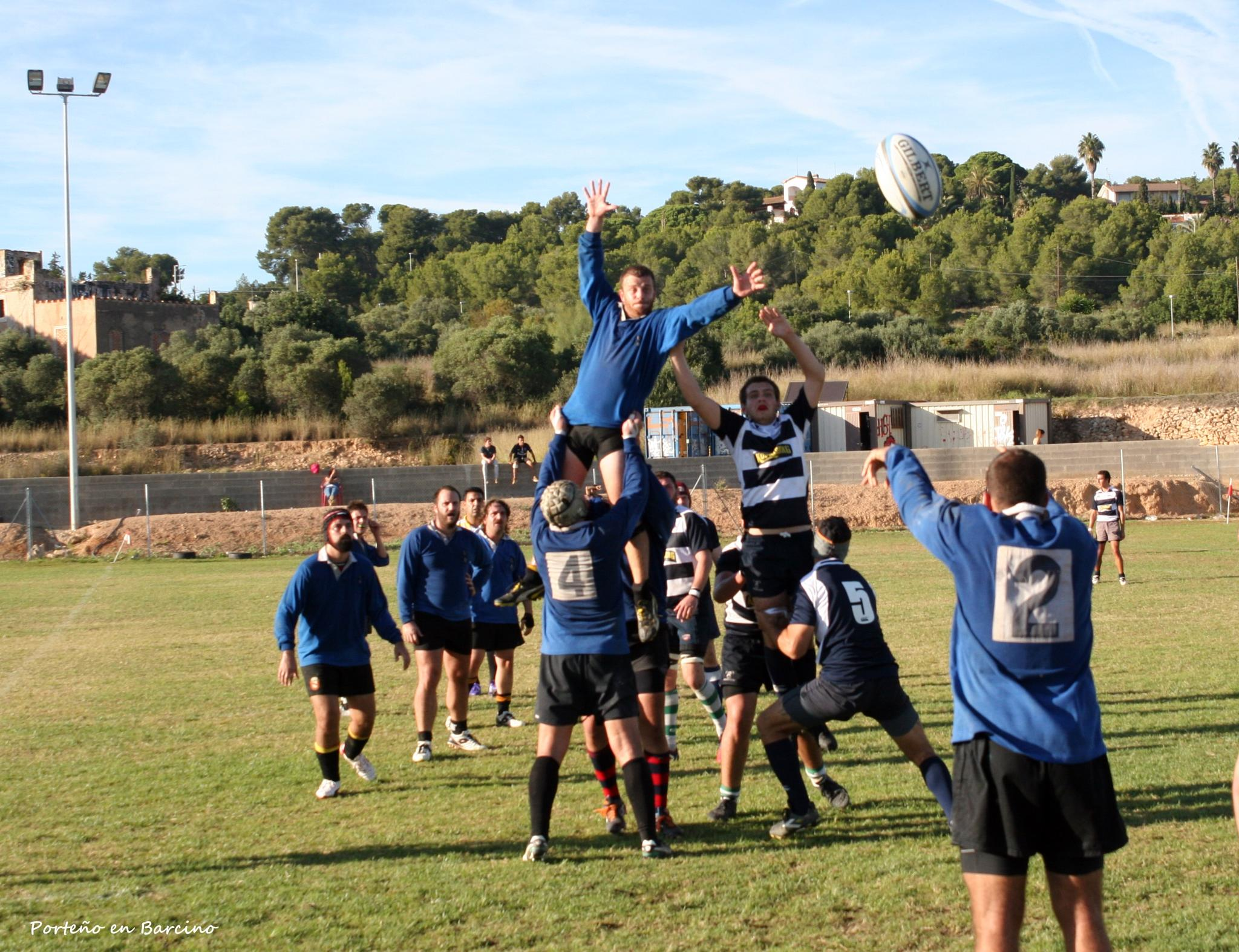Rugby time by PortenyoBarcino