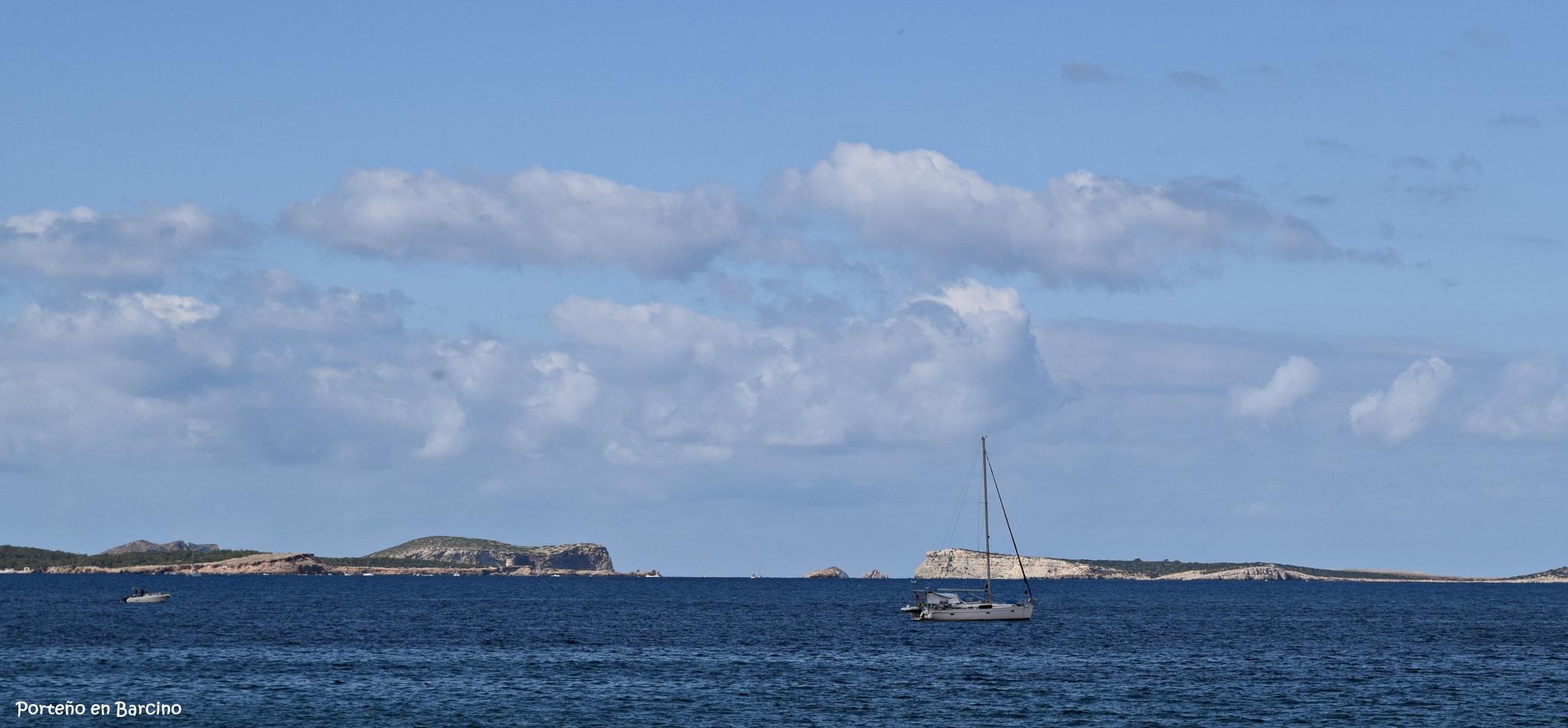 Sailing morning by PortenyoBarcino