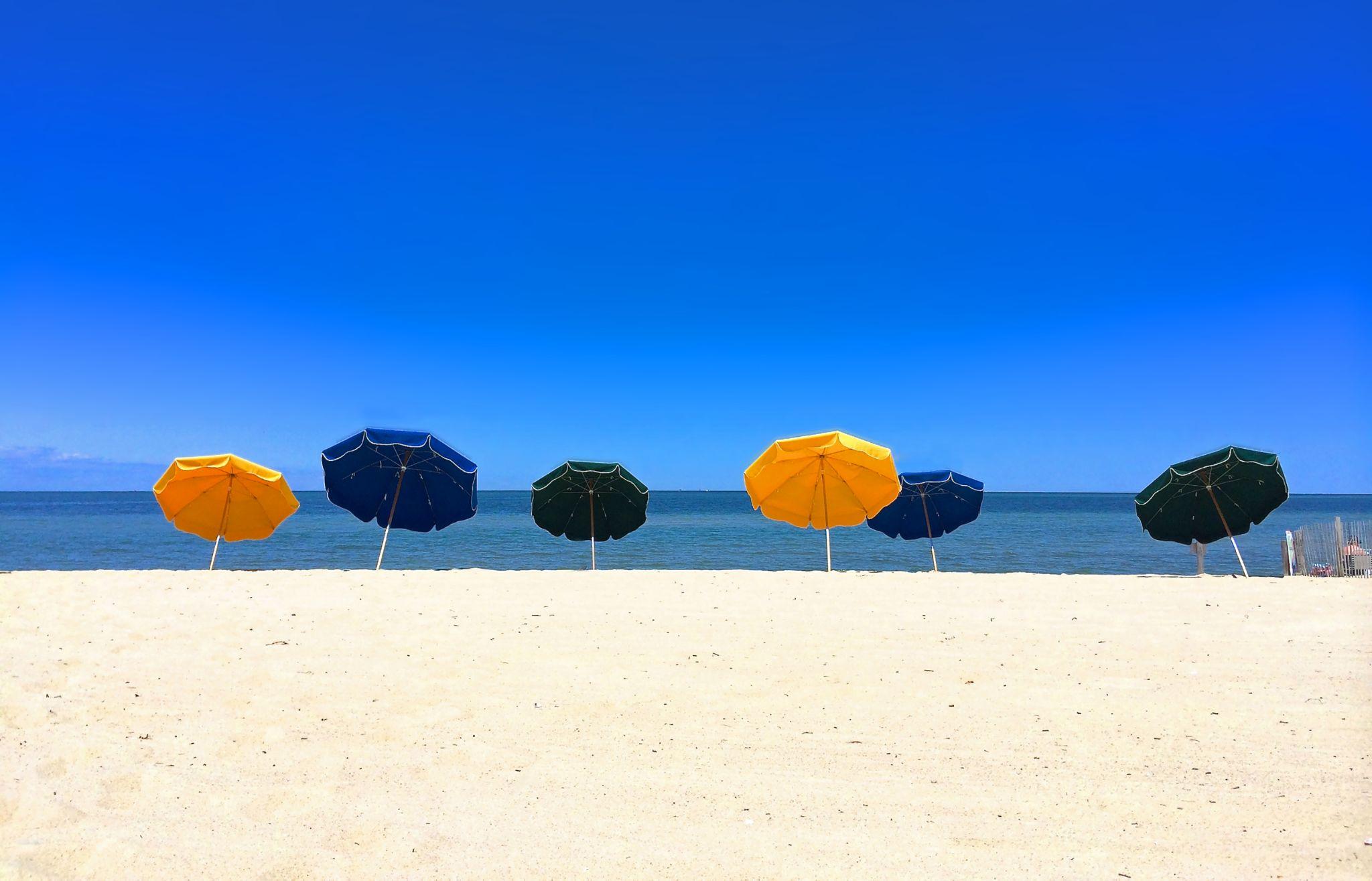 Galley Beach - Nantucket by Christopher Seufert