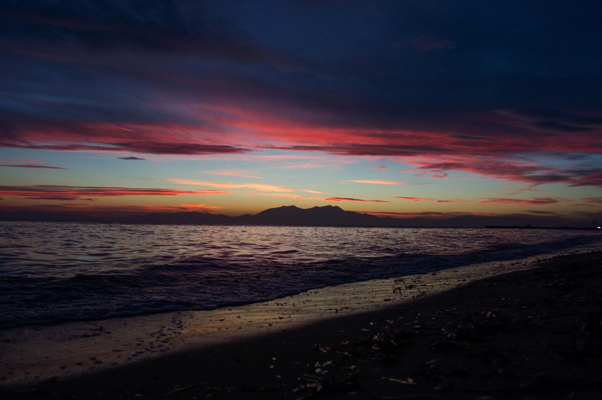 Sunset  by PetraMakalousova