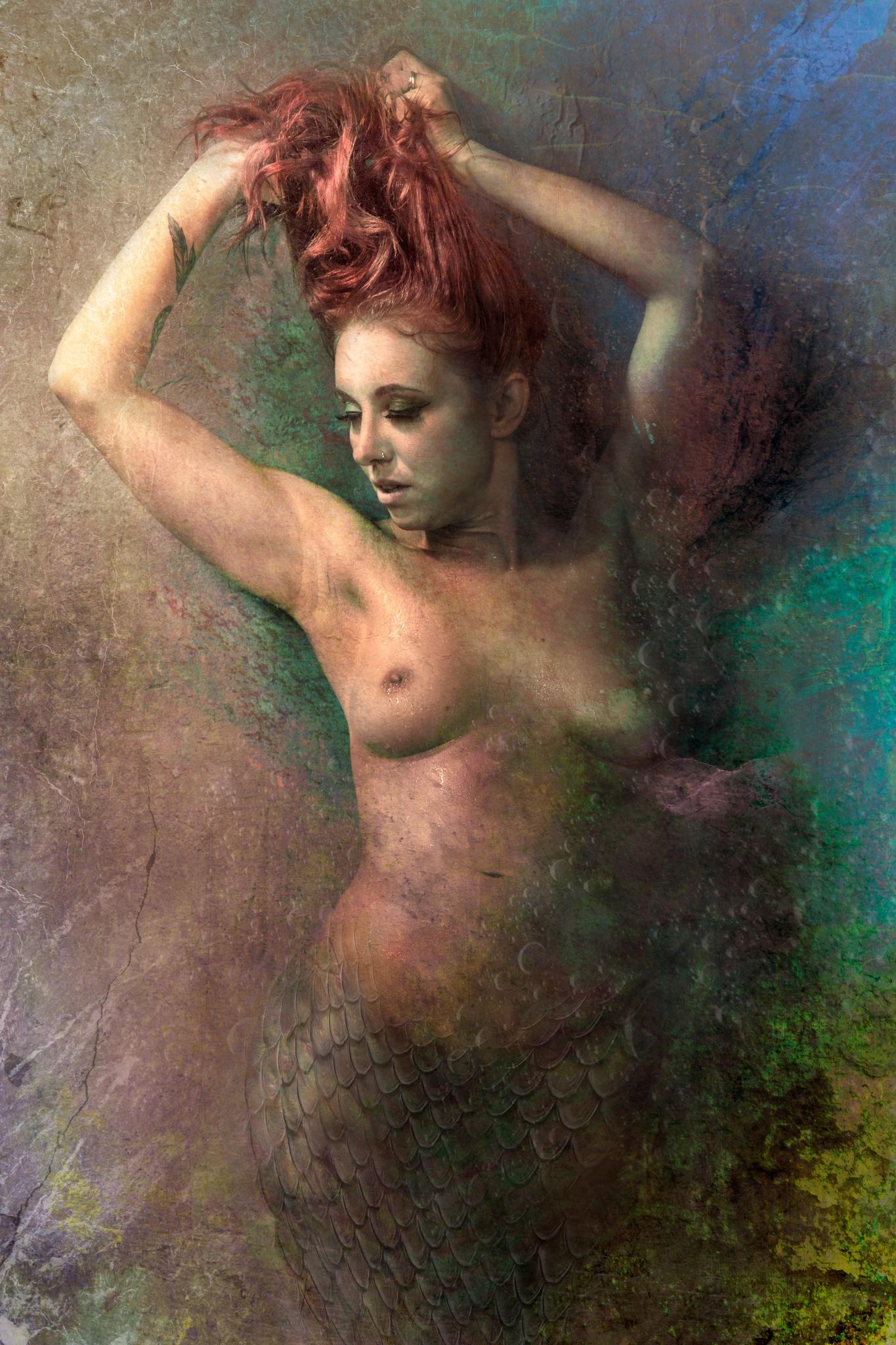 Mermaid Aya by Robert E Davidson