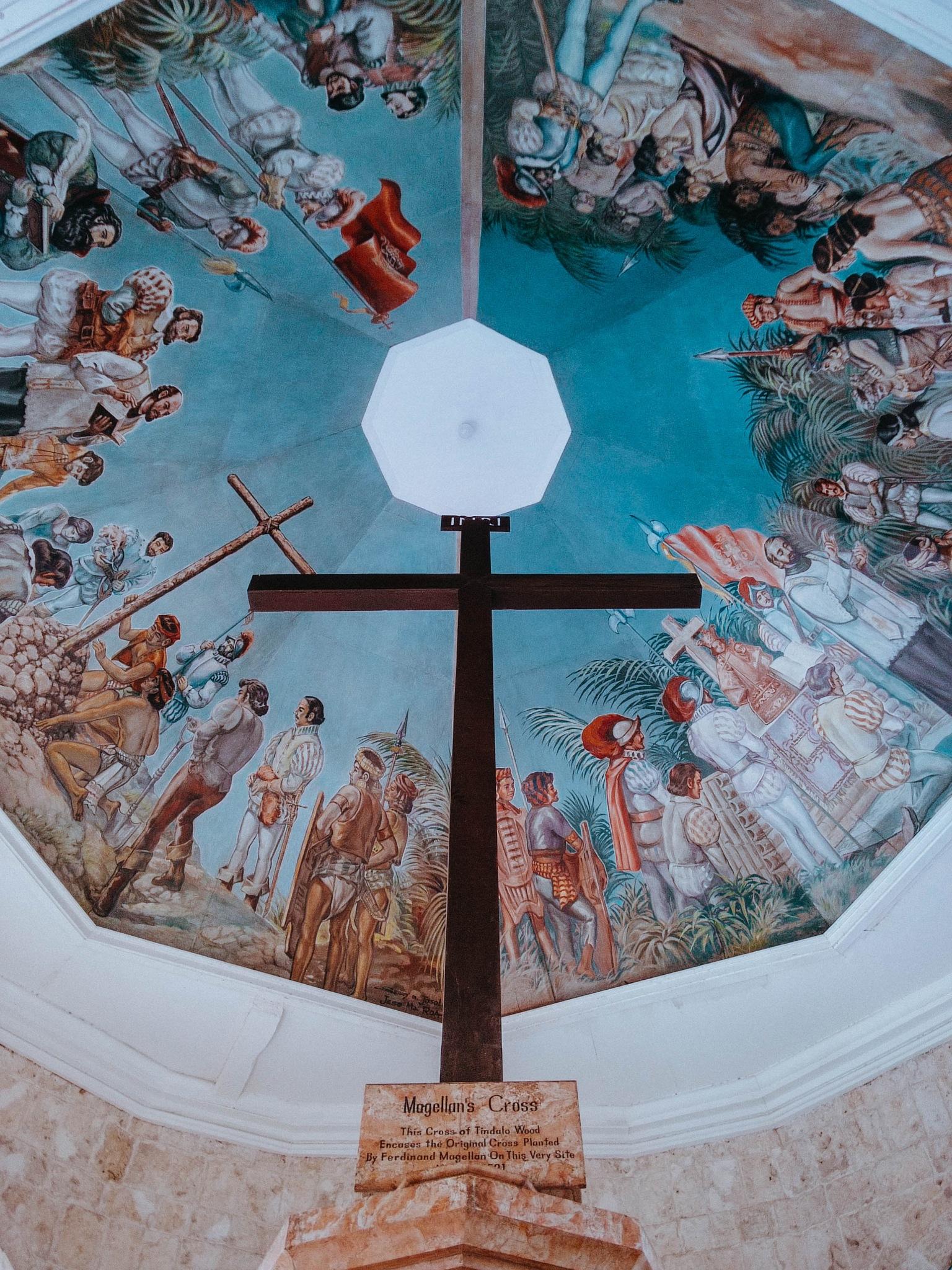 Magellan's Cross by Mark Angelo Macaspac