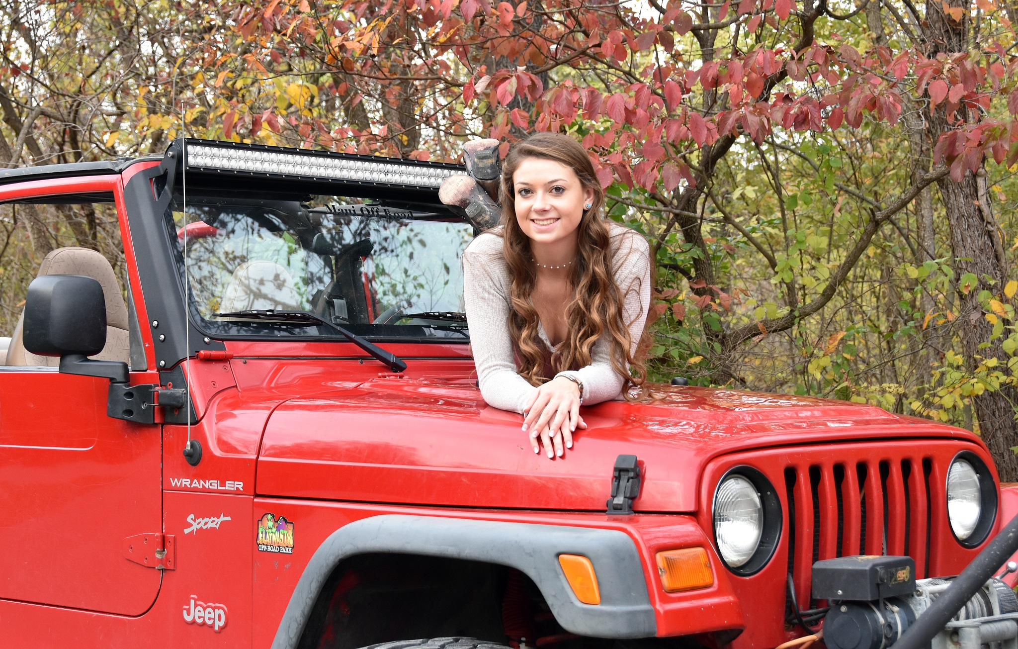 jeep love by Angie Peters Reszinski