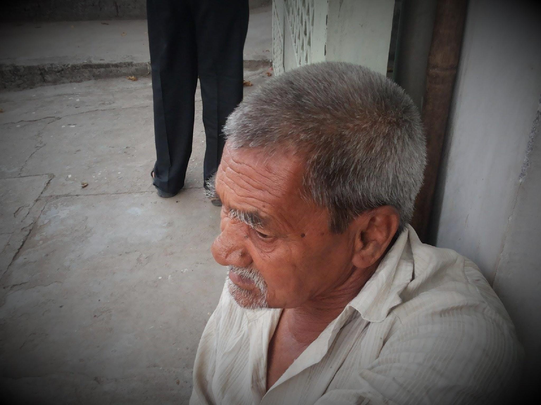 OLD MAN by Rajesh Khurana