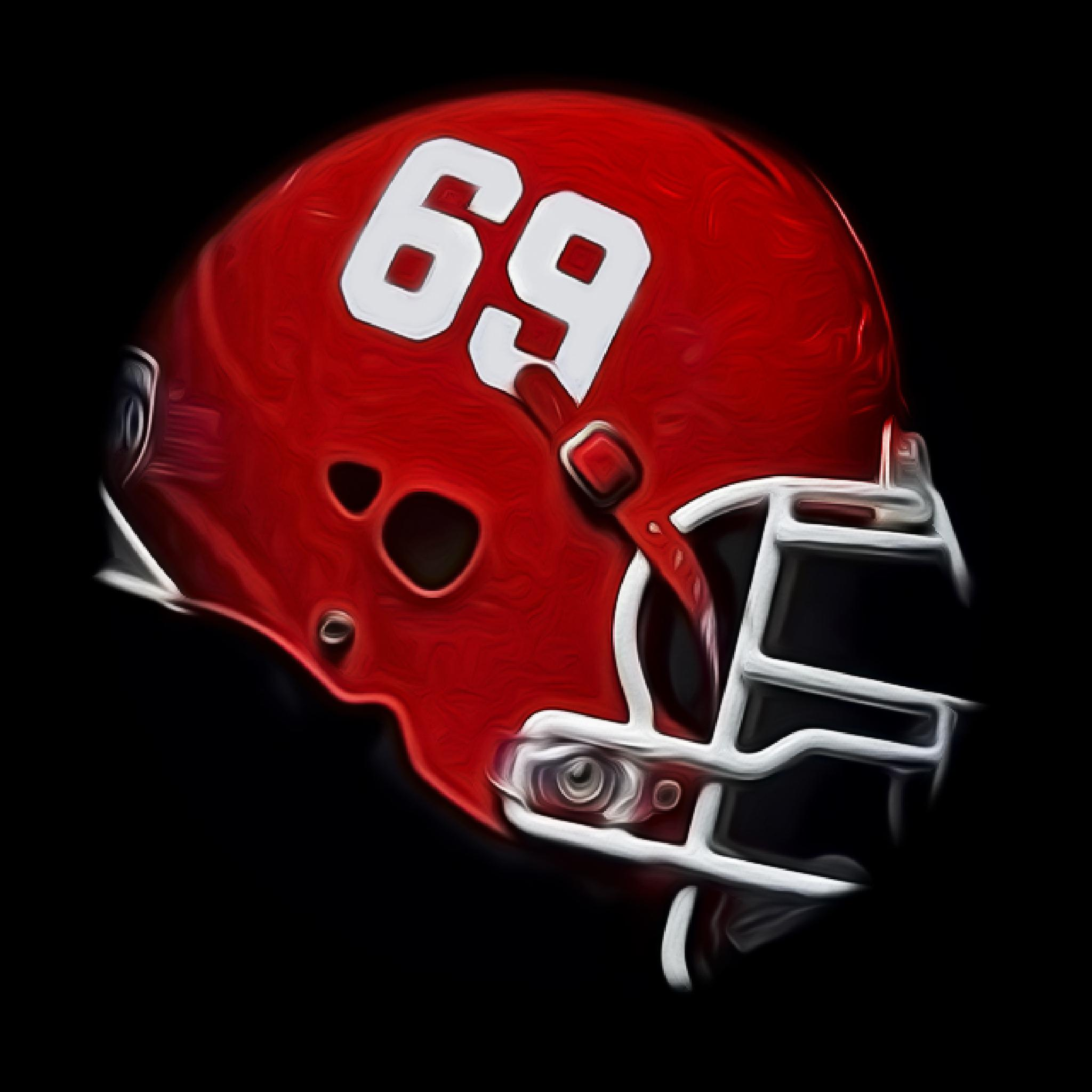#69 Football Player  by AngeloN