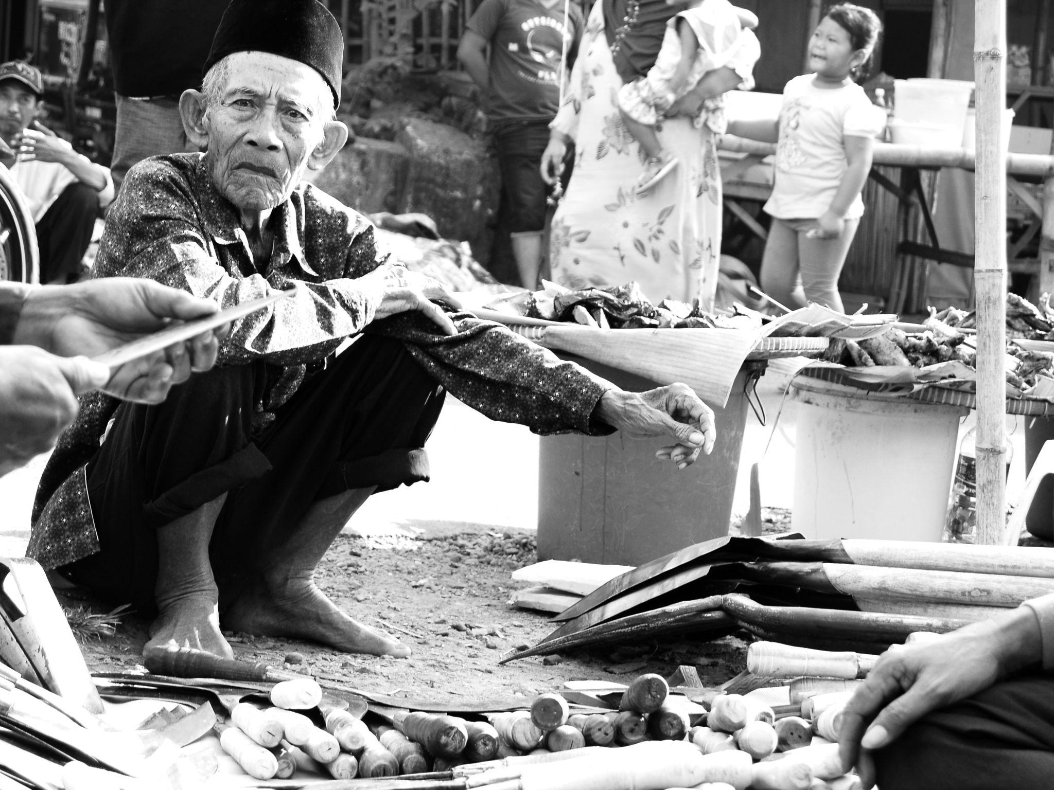 Old Man by Matt Sodrek