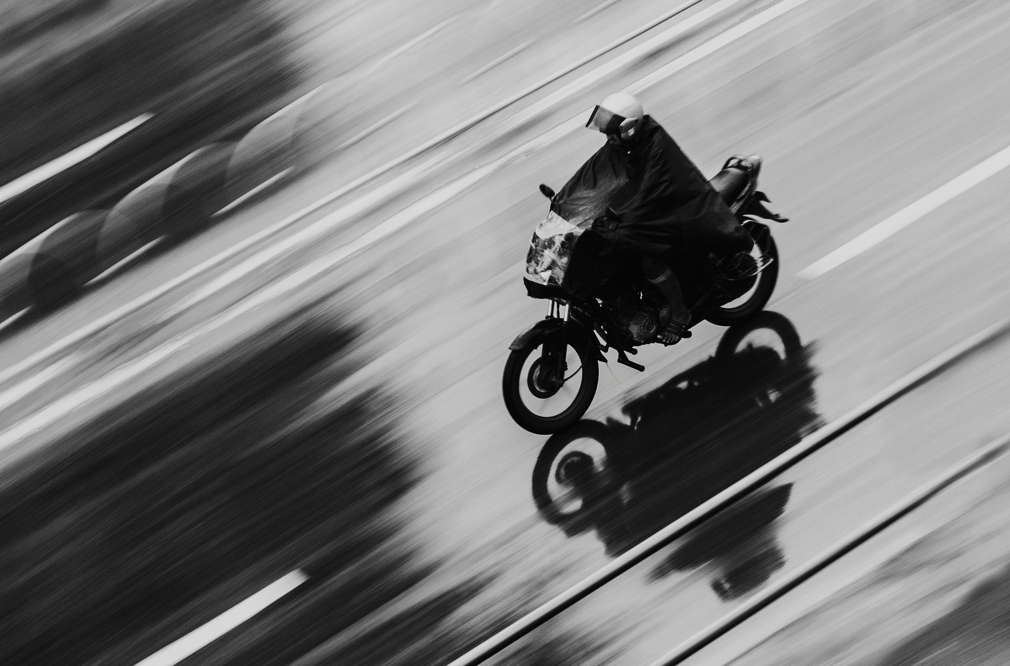 Ride  by Pranishan Rajbhandari