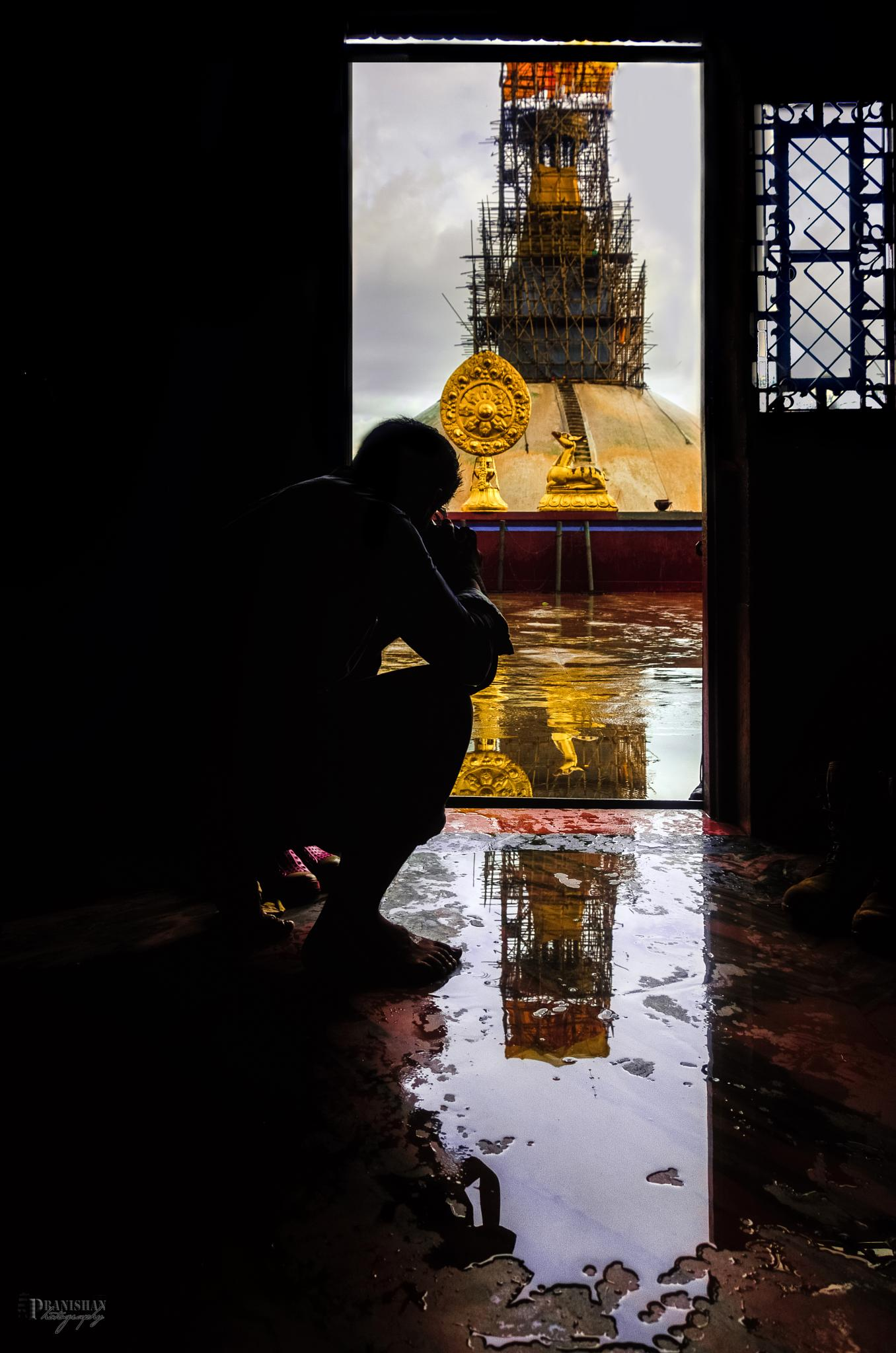 Reflection   by Pranishan Rajbhandari