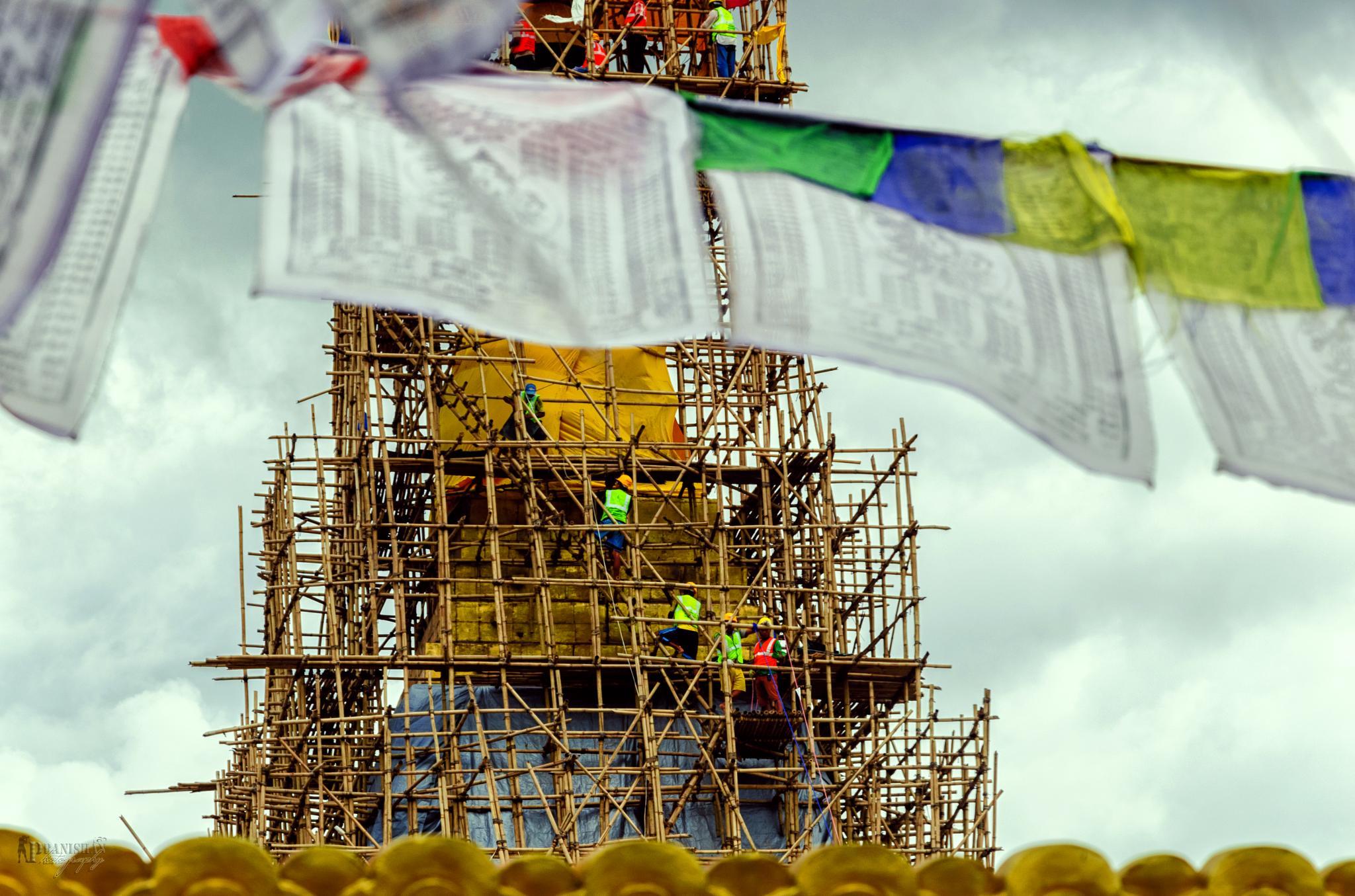 Workers  by Pranishan Rajbhandari