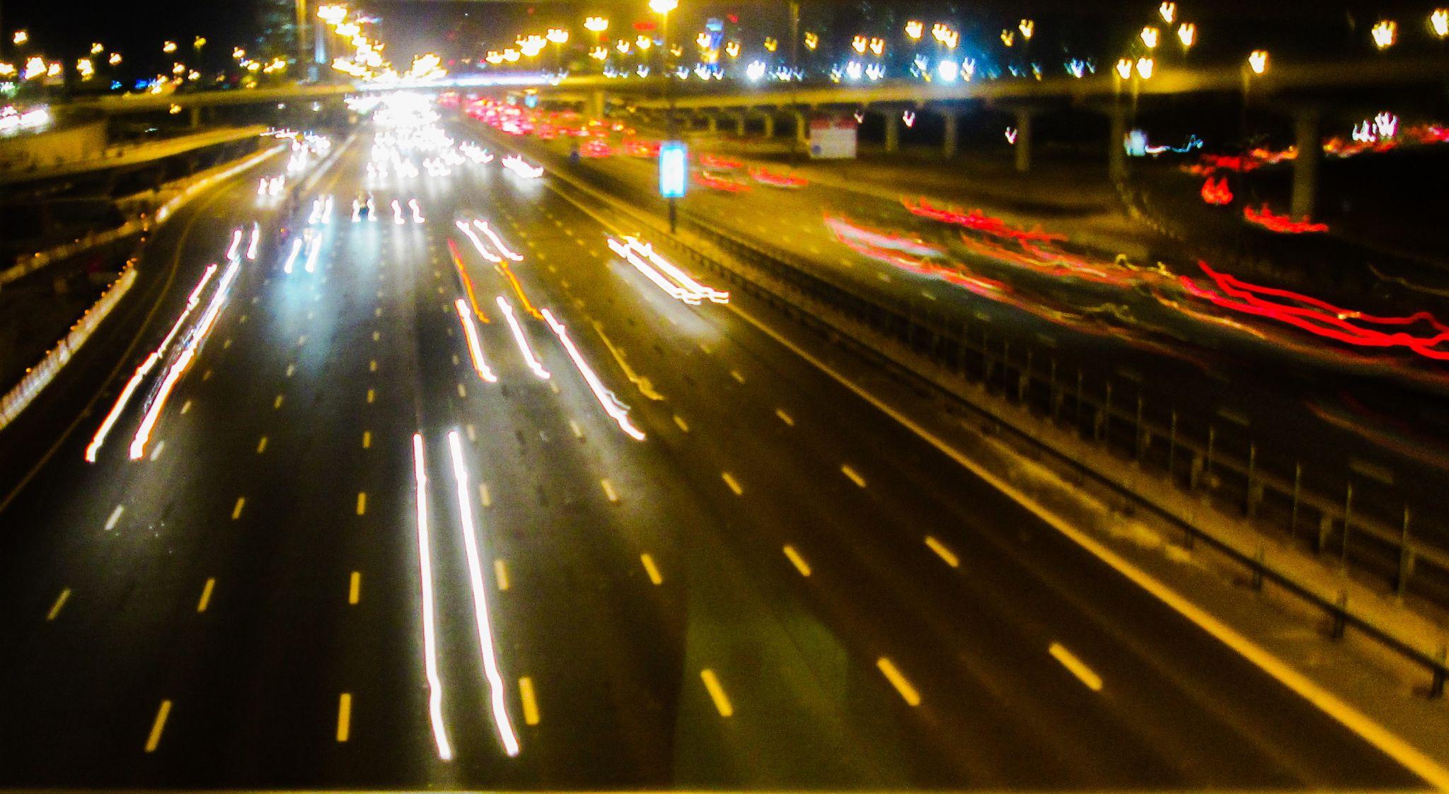 rush hour by Cathy Sunga