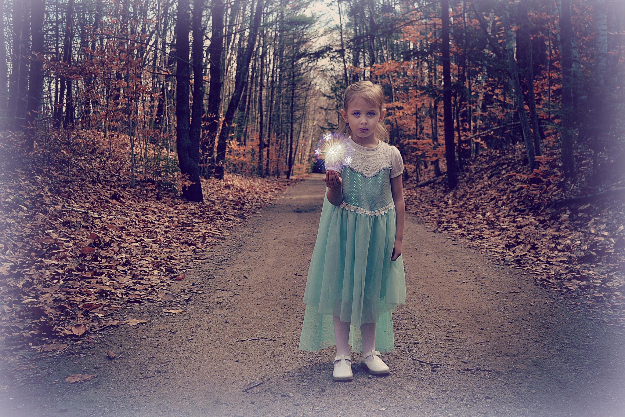 Our little Elsa by Jenn O'Hara