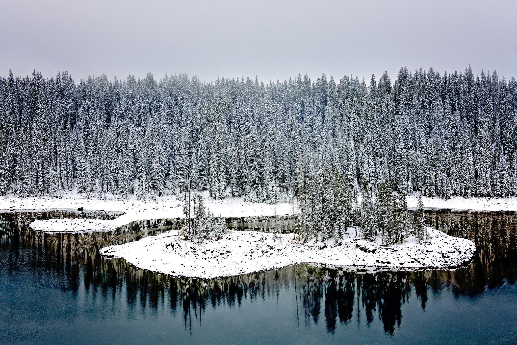 Island Lake by grazinawade