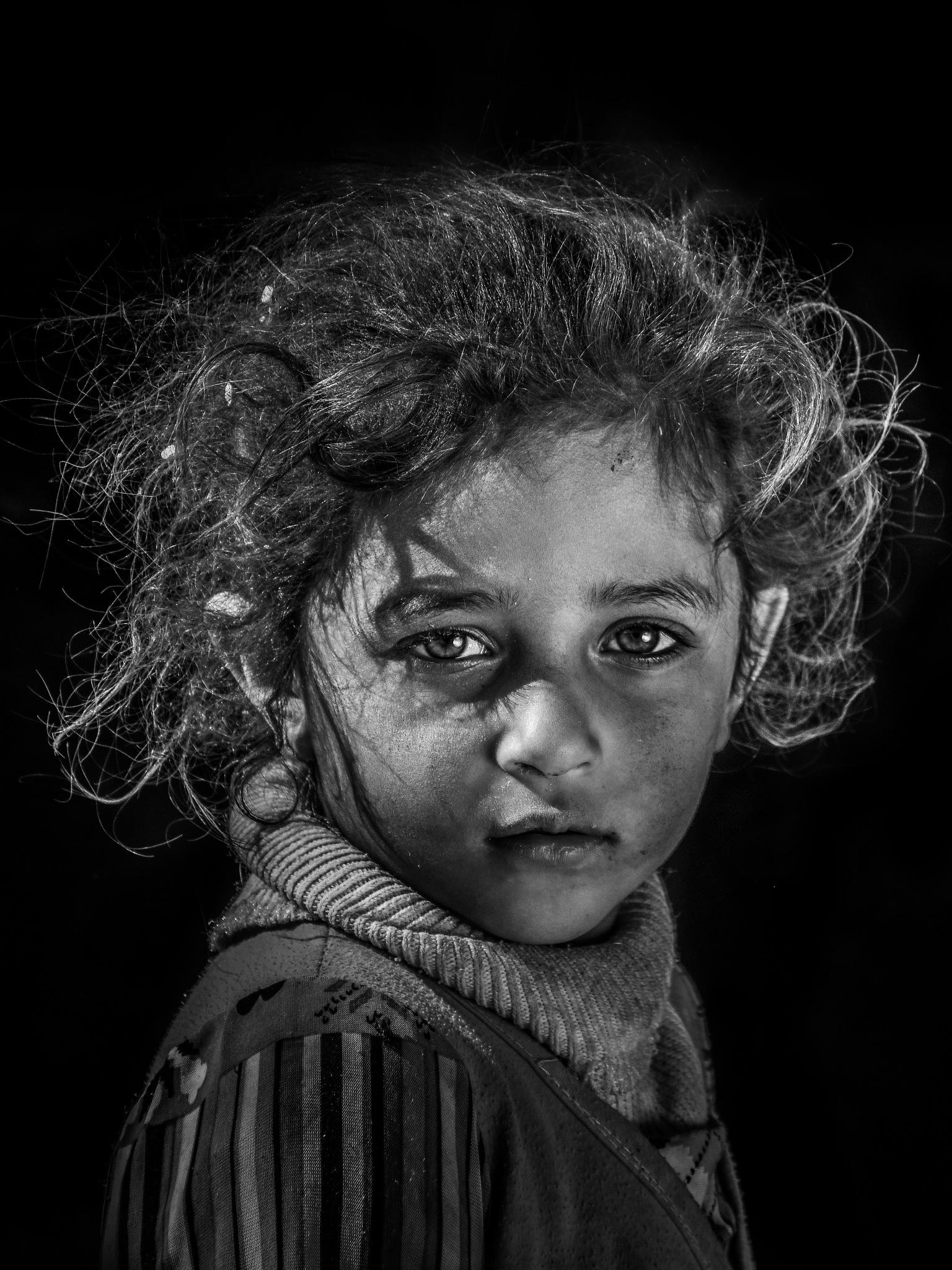 The looks of anger by علي رحيم العسكري/Ali Rahim