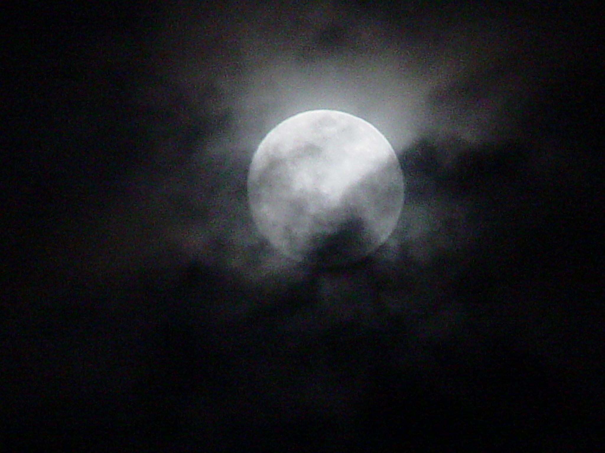 Full Moon  by John Benedick