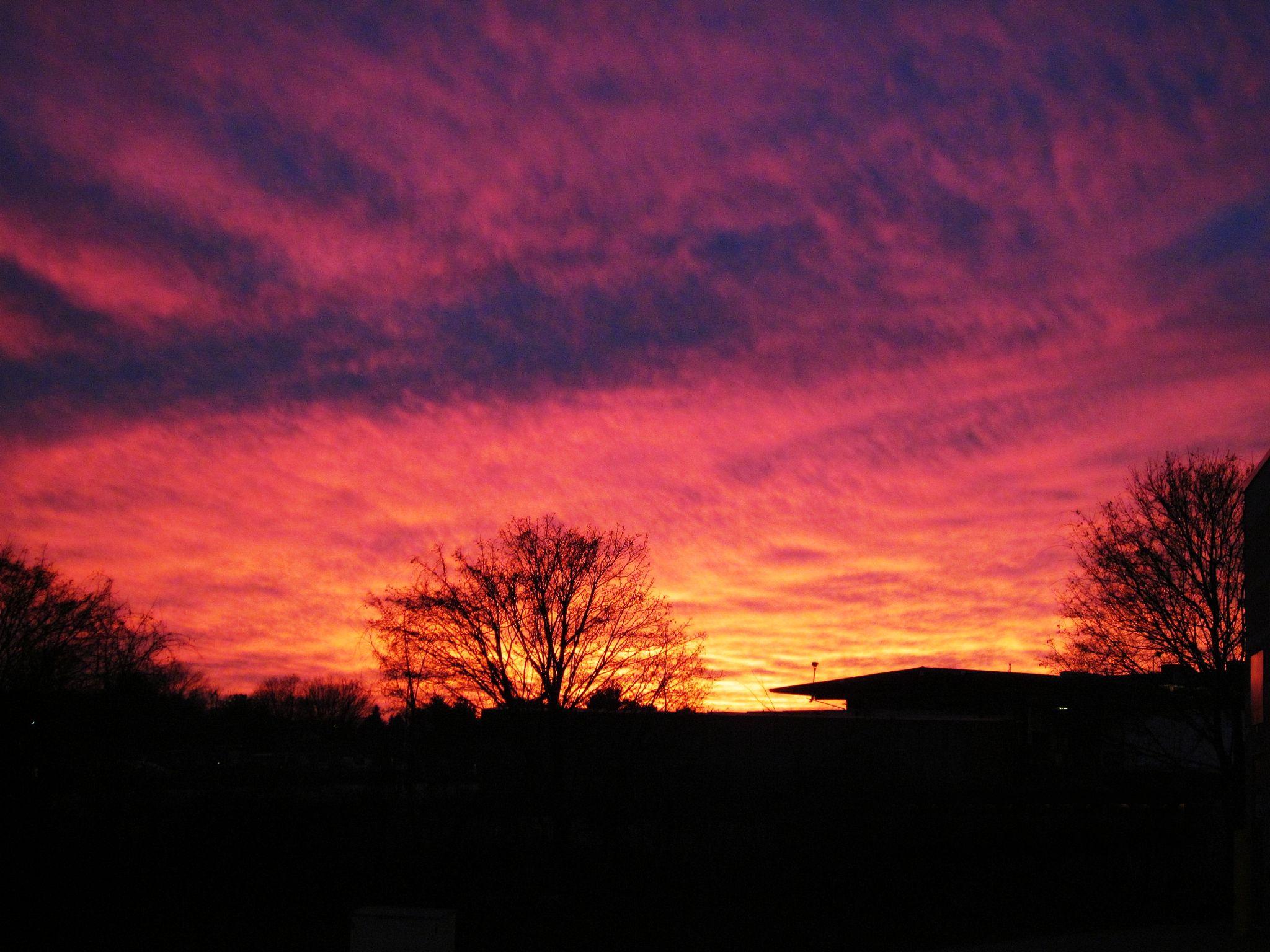 Sunset  by John Benedick