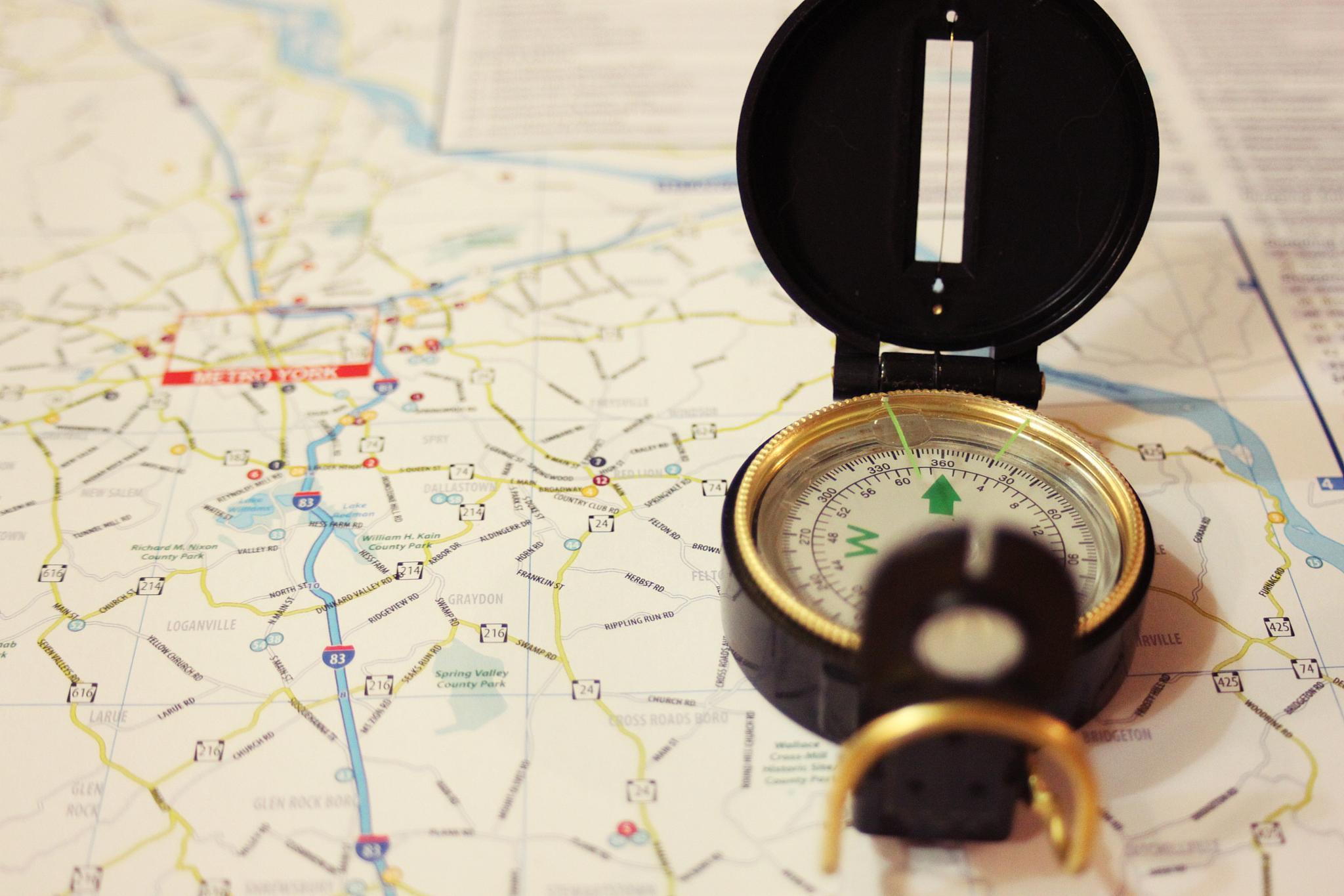 GPS by John Benedick