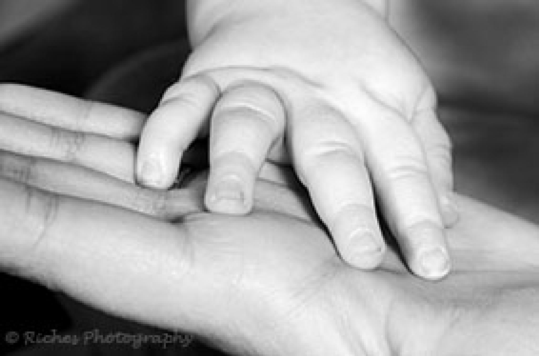Tiny touch by richesphotography