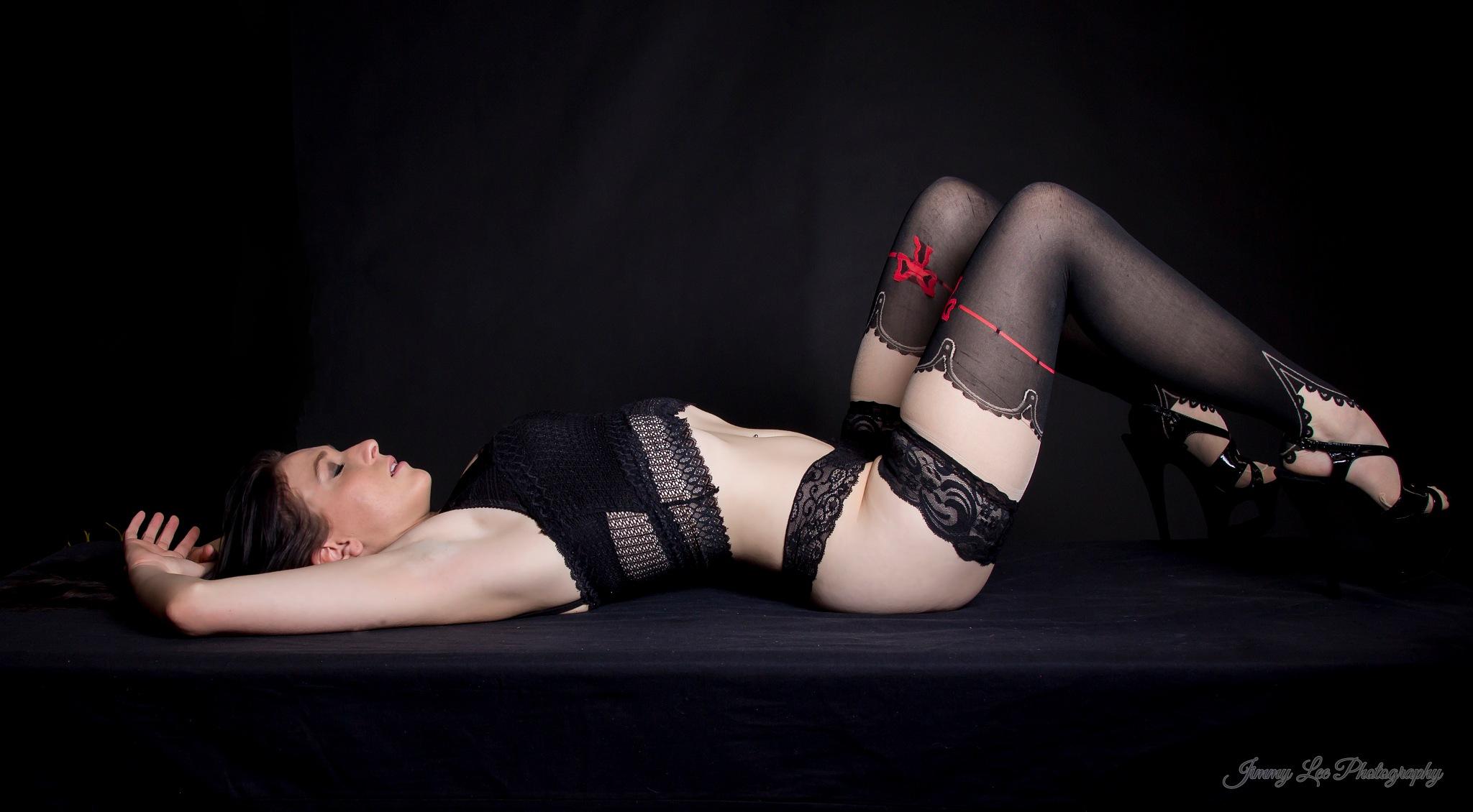 lingerie by James Parry