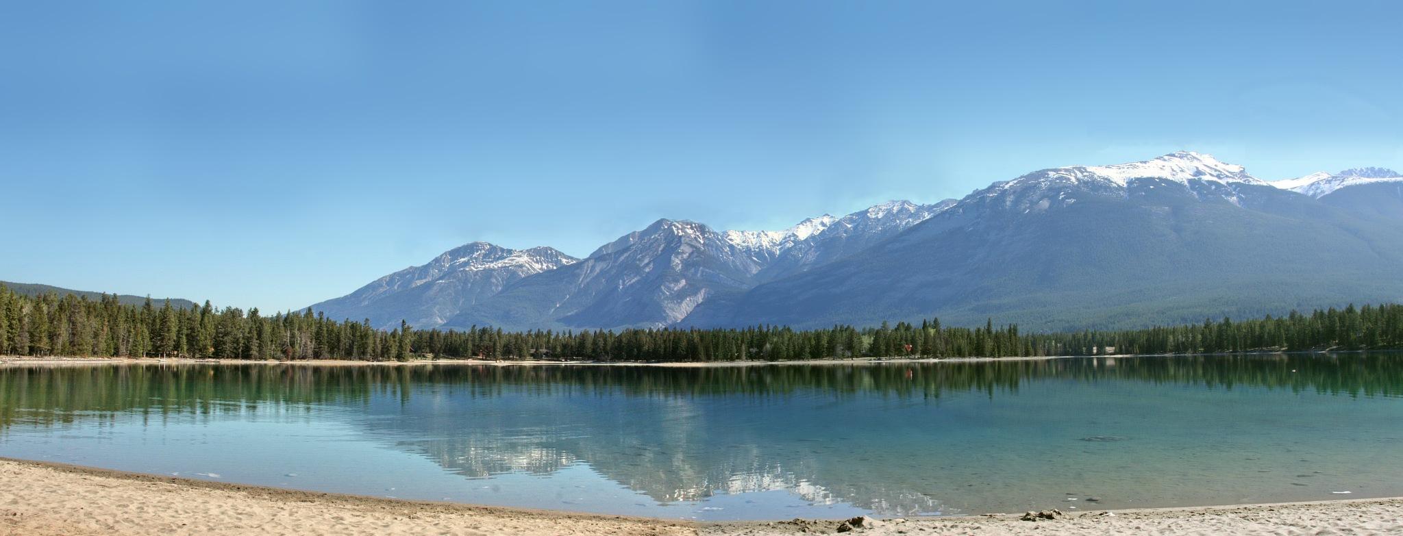 Lake Edith by yatwing