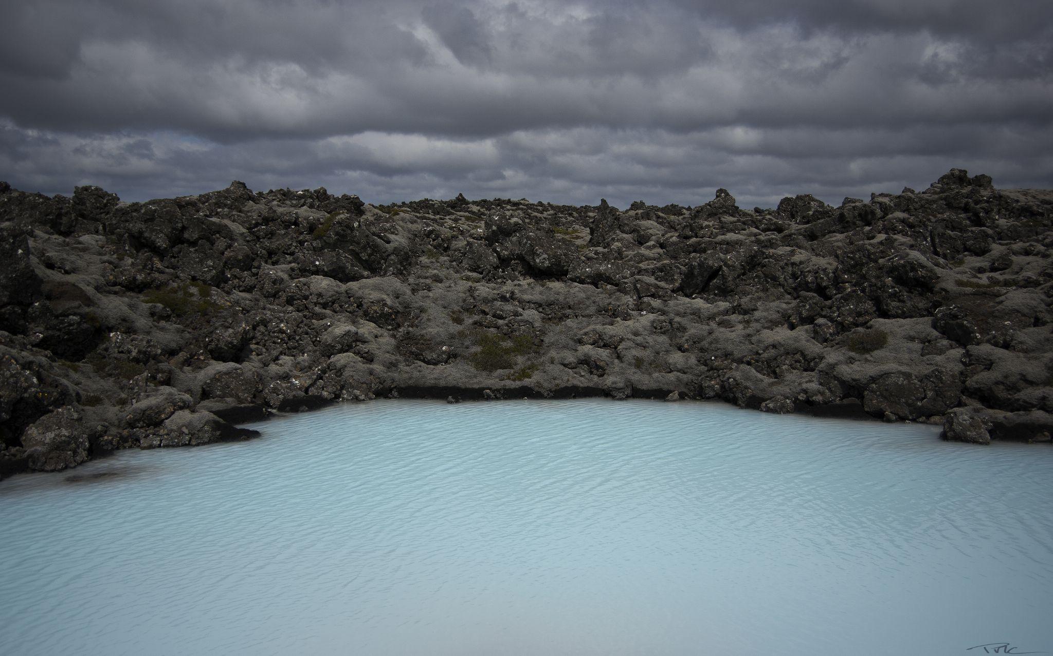 Blue Lagoon (1) by Pascal M. Cardon