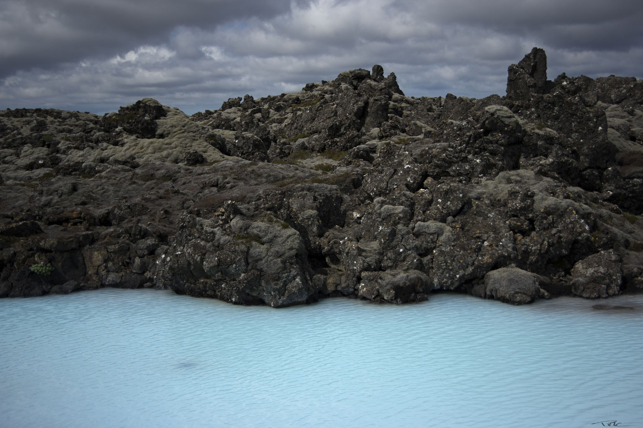 Blue Lagoon (2) by Pascal M. Cardon