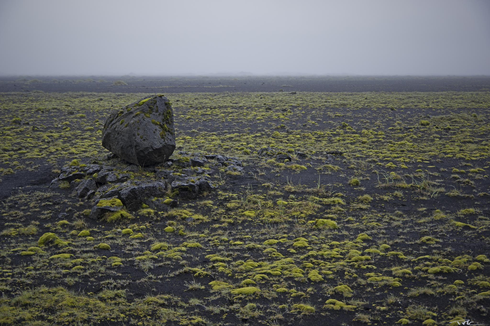 Icelandic capsule by Pascal M. Cardon