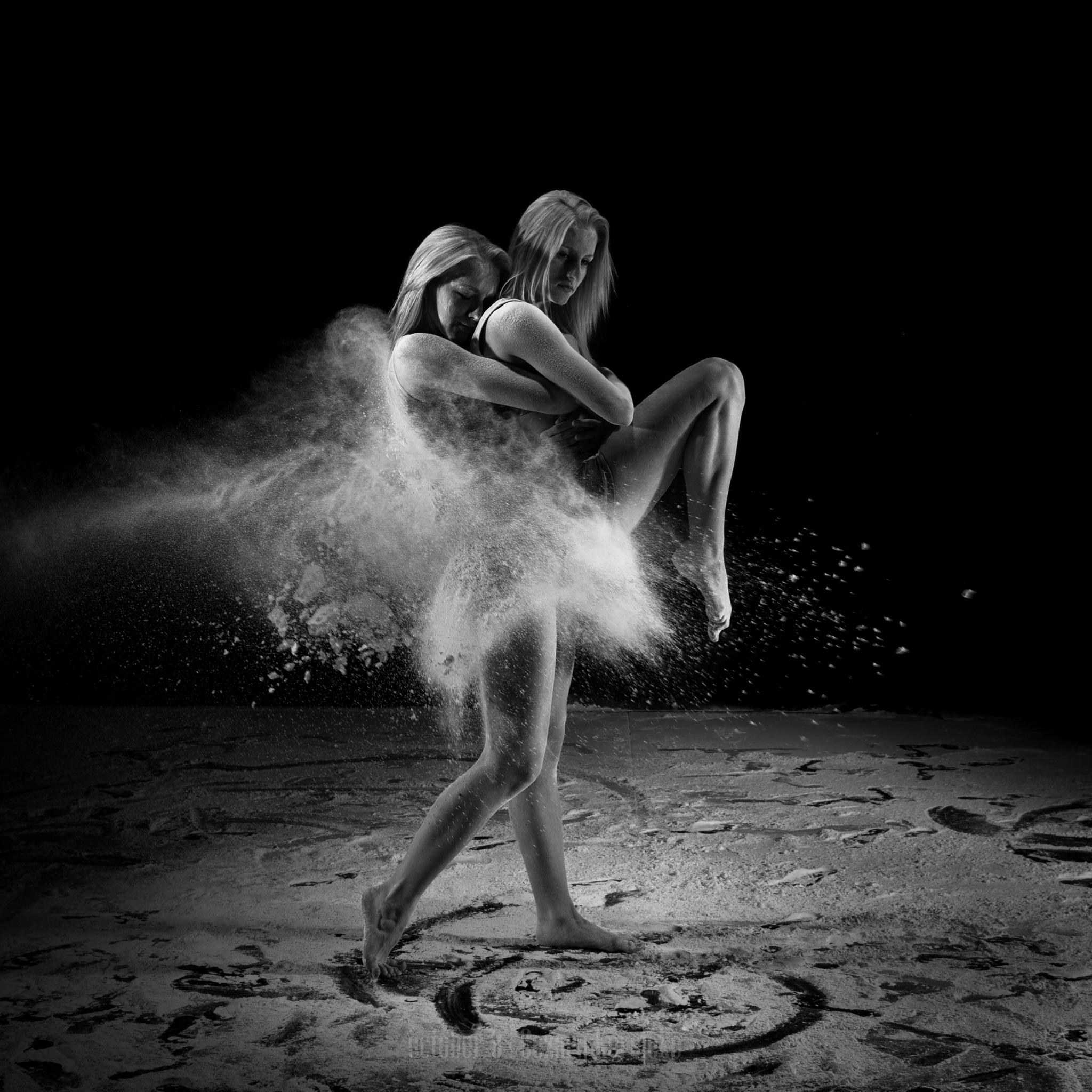 Save me! by Cezary Korsieko