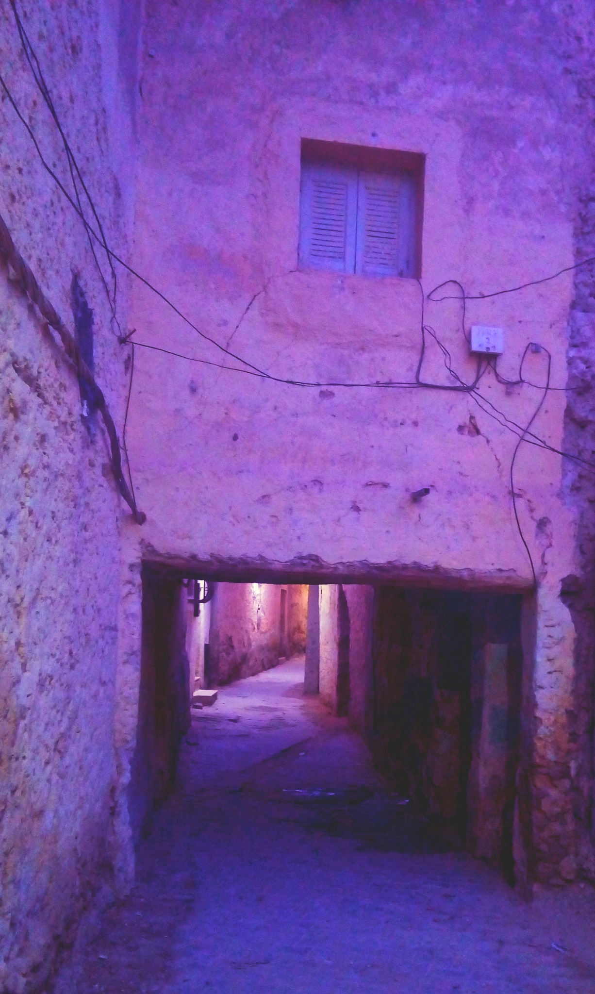 Photo in Random #colors #old casbah history castle