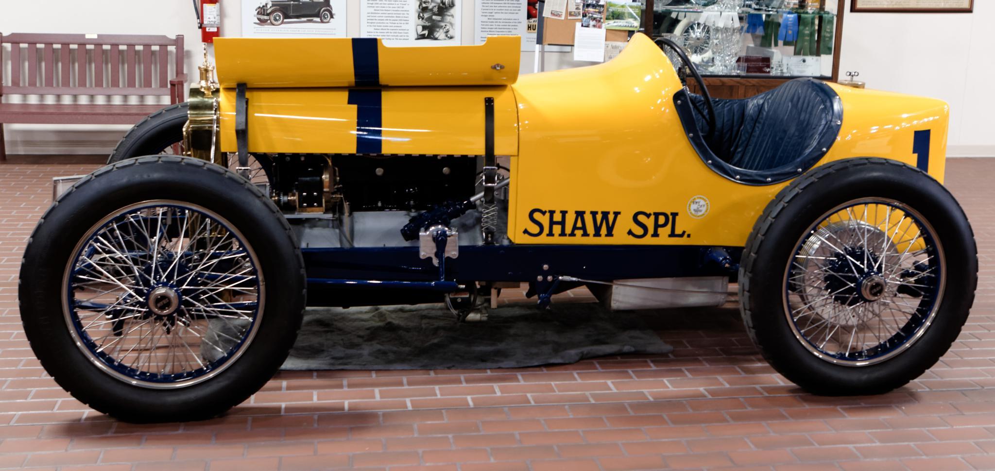 Hudson Museum Shipshewana, IN 19 by Randy Dorman